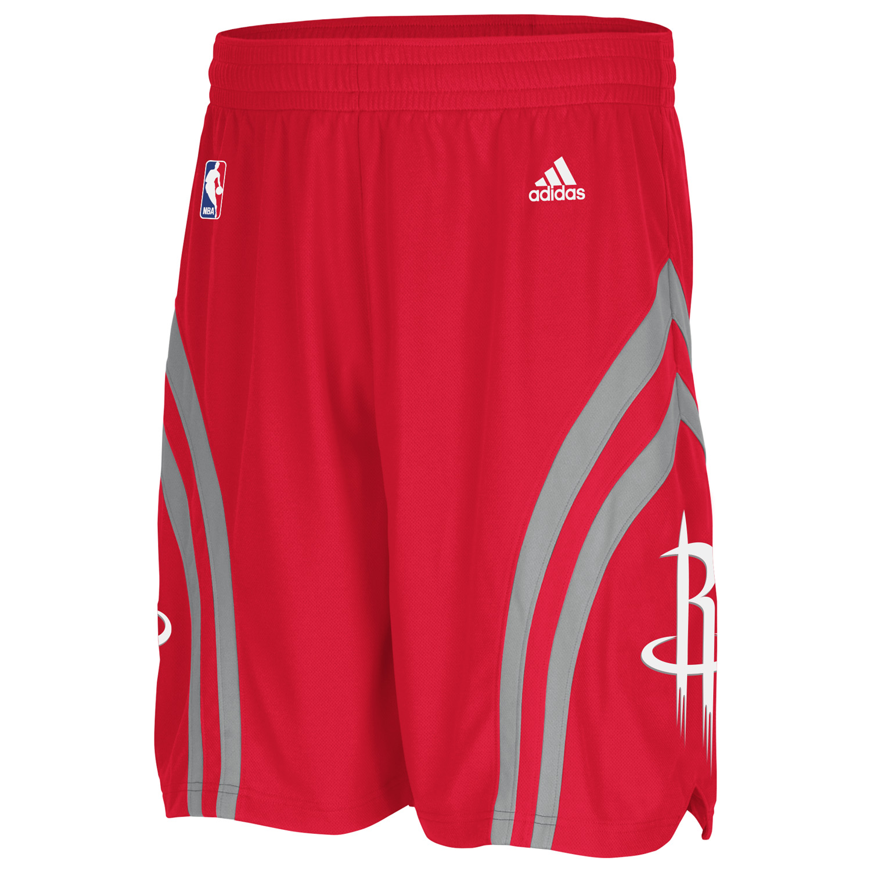 Houston Rockets Road Swingman Shorts - Mens