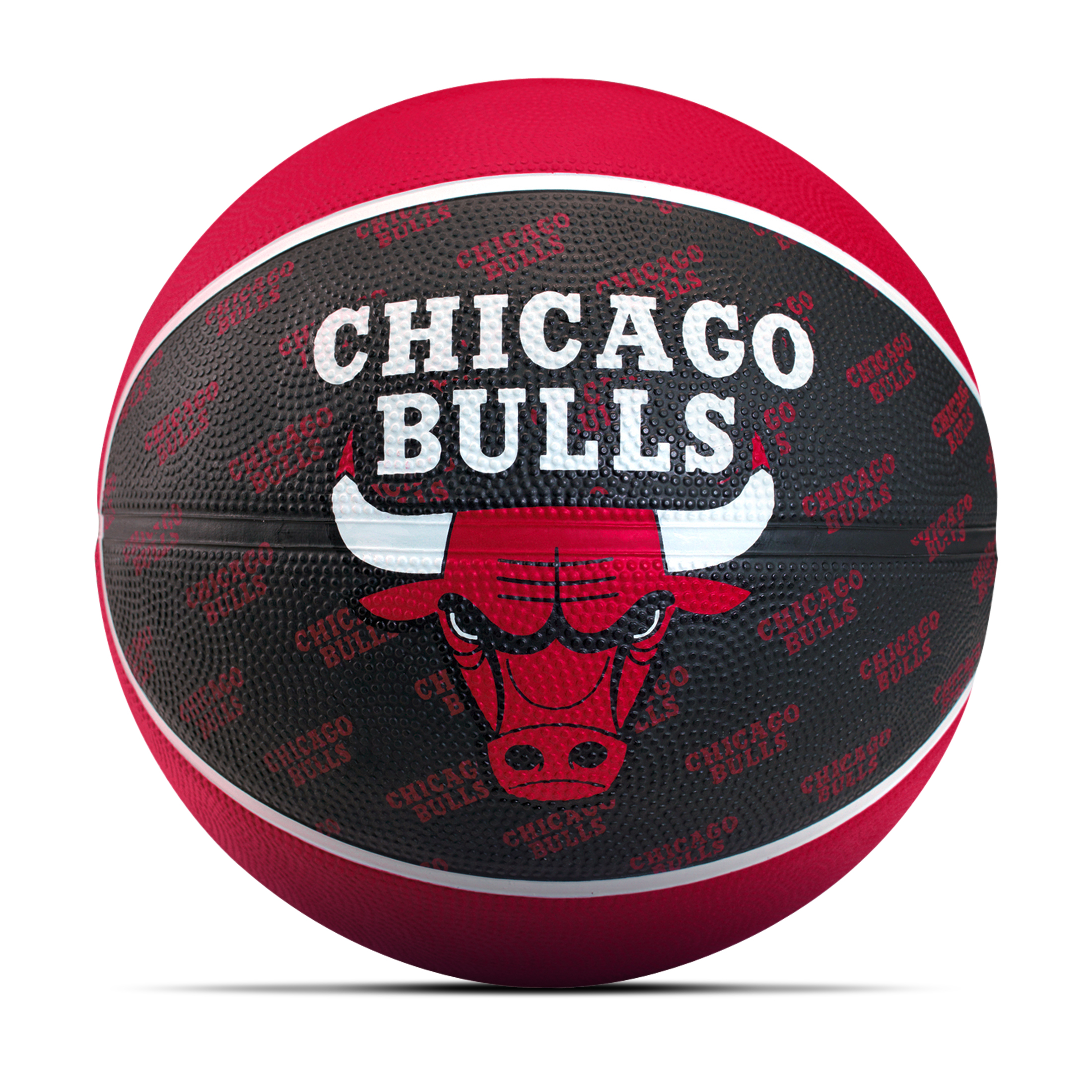 Spalding NBA Chicago Bulls Team Basketball - Size 7