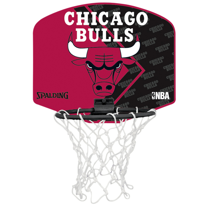 Spalding NBA Chicago Bulls Mini Backboards