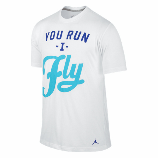 Jordan Verbiage Training T-Shirt White