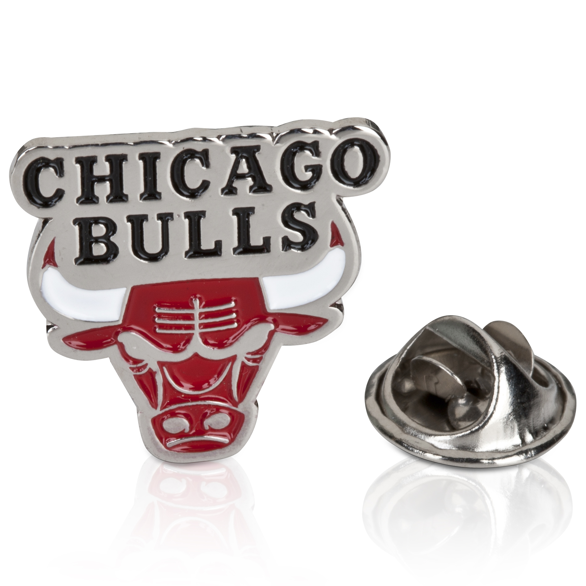 Chicago Bulls Crest Badge