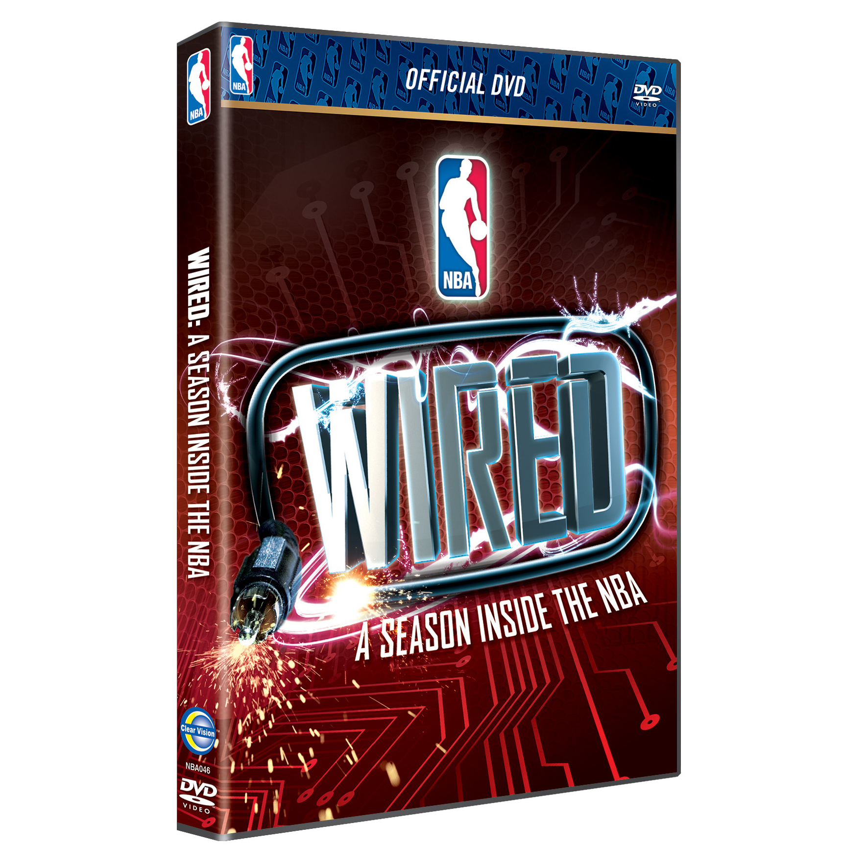 NBA Wired: A Season Inside the NBA DVD