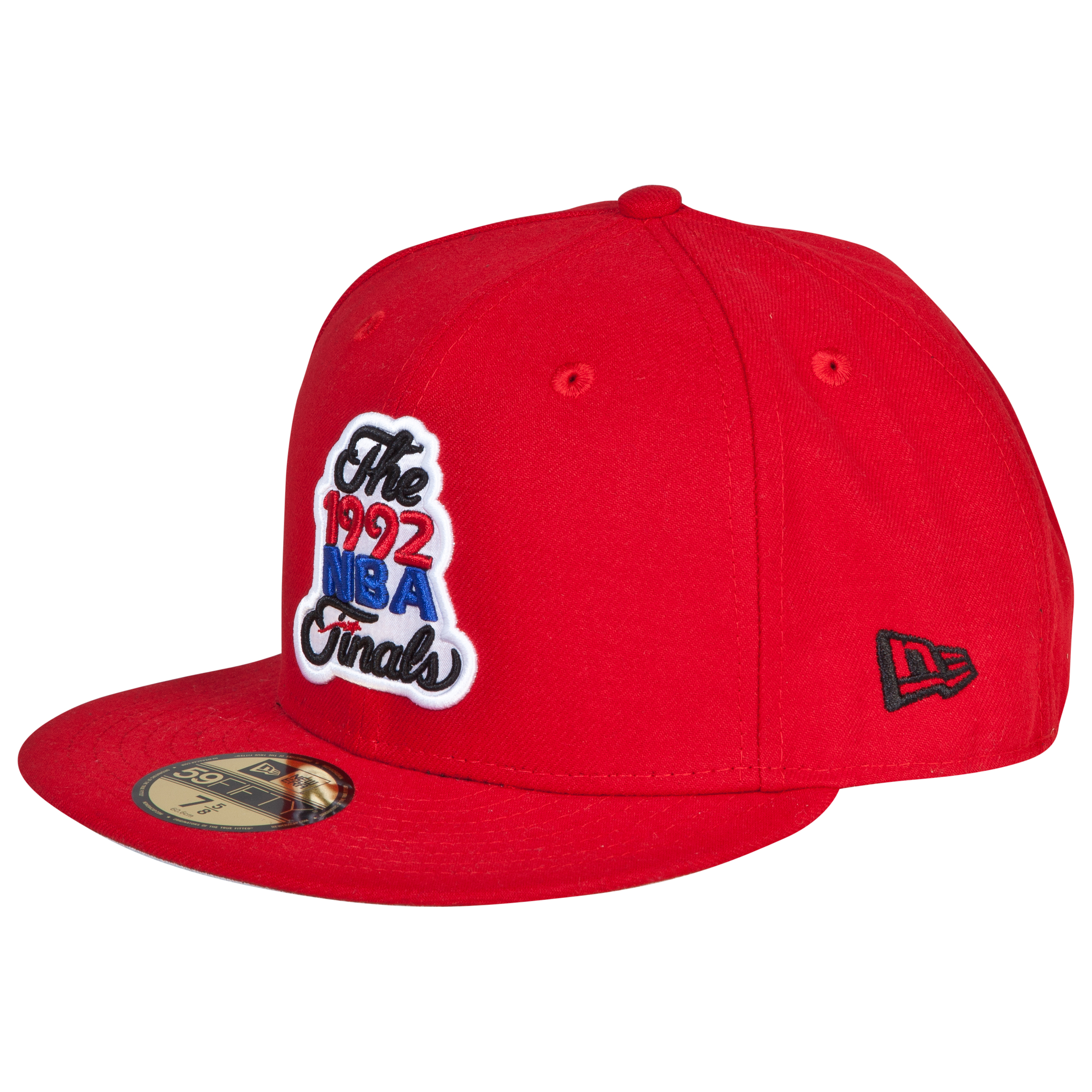 Chicago Bulls New Era Hardwood Classics 1992 59FIFTY Fitted Cap