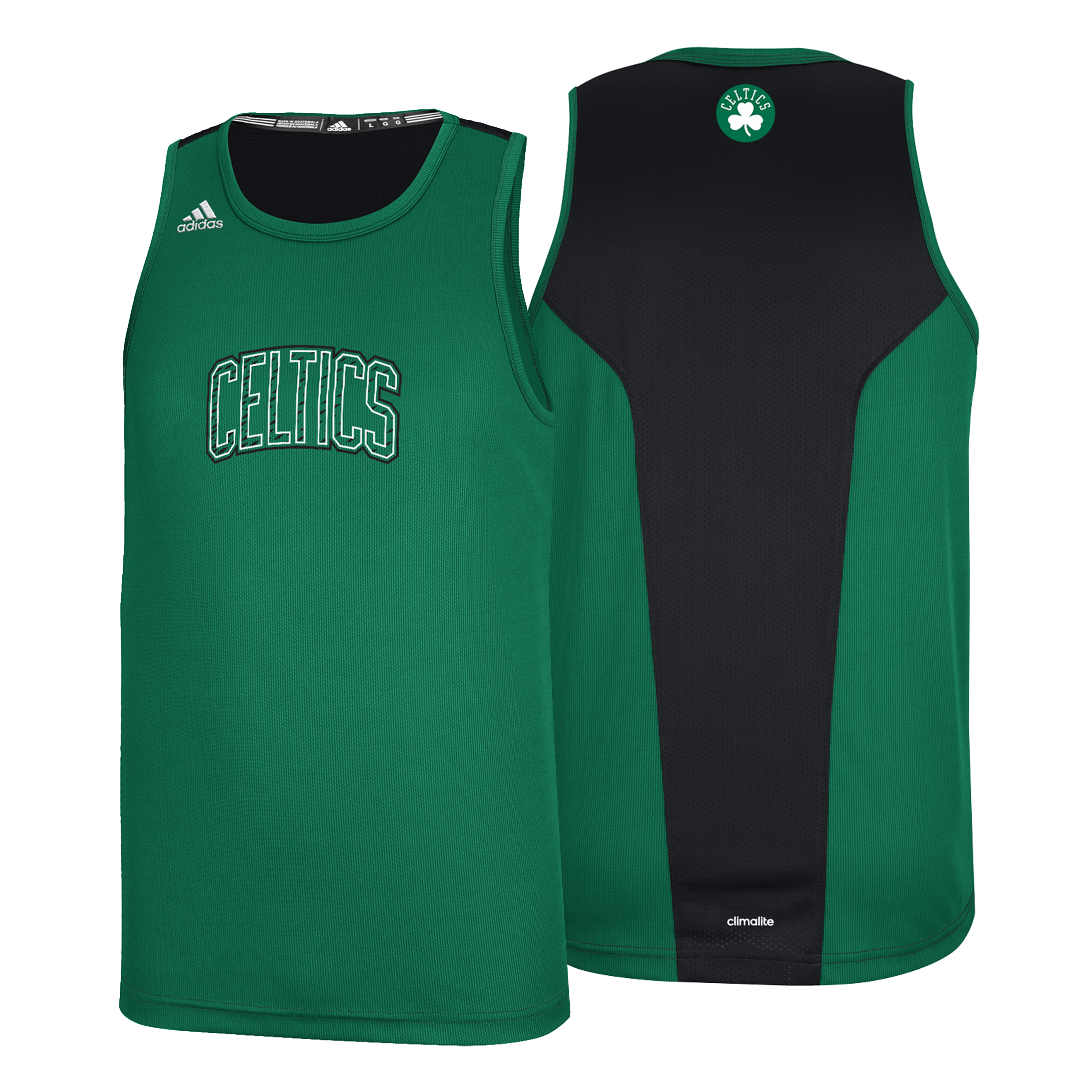 Boston Celtics Refract Tank