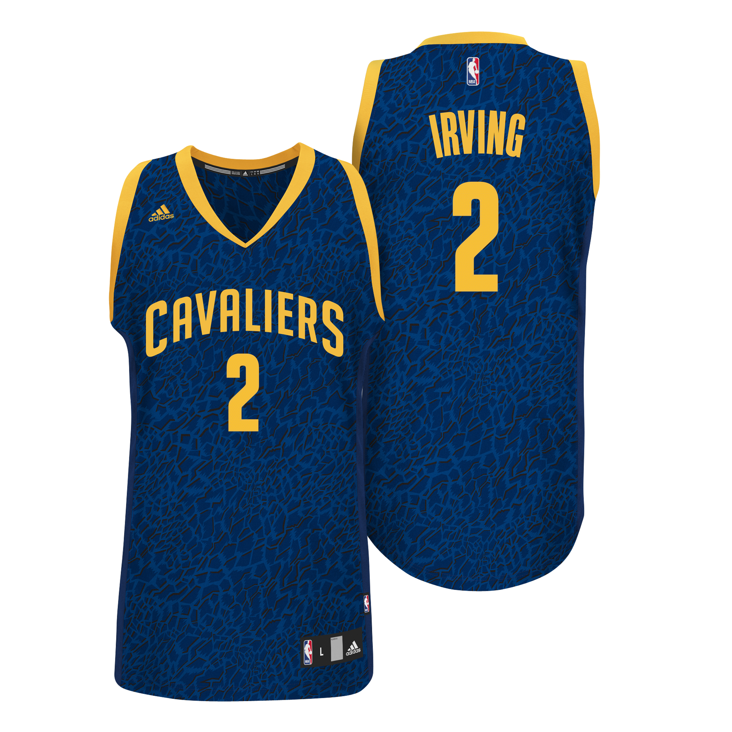 Cleveland Cavaliers Crazy Light Swingman Jersey -Kyrie Irving - Mens