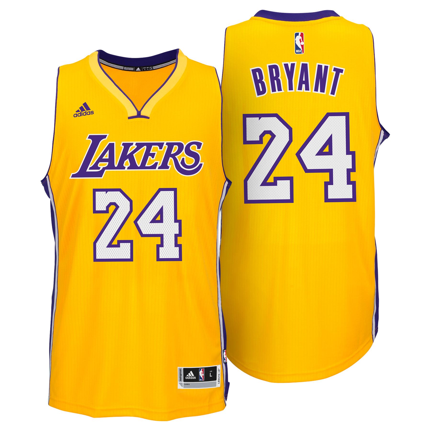 Los Angeles Lakers Home Swingman Jersey - Kobe Bryant - Mens
