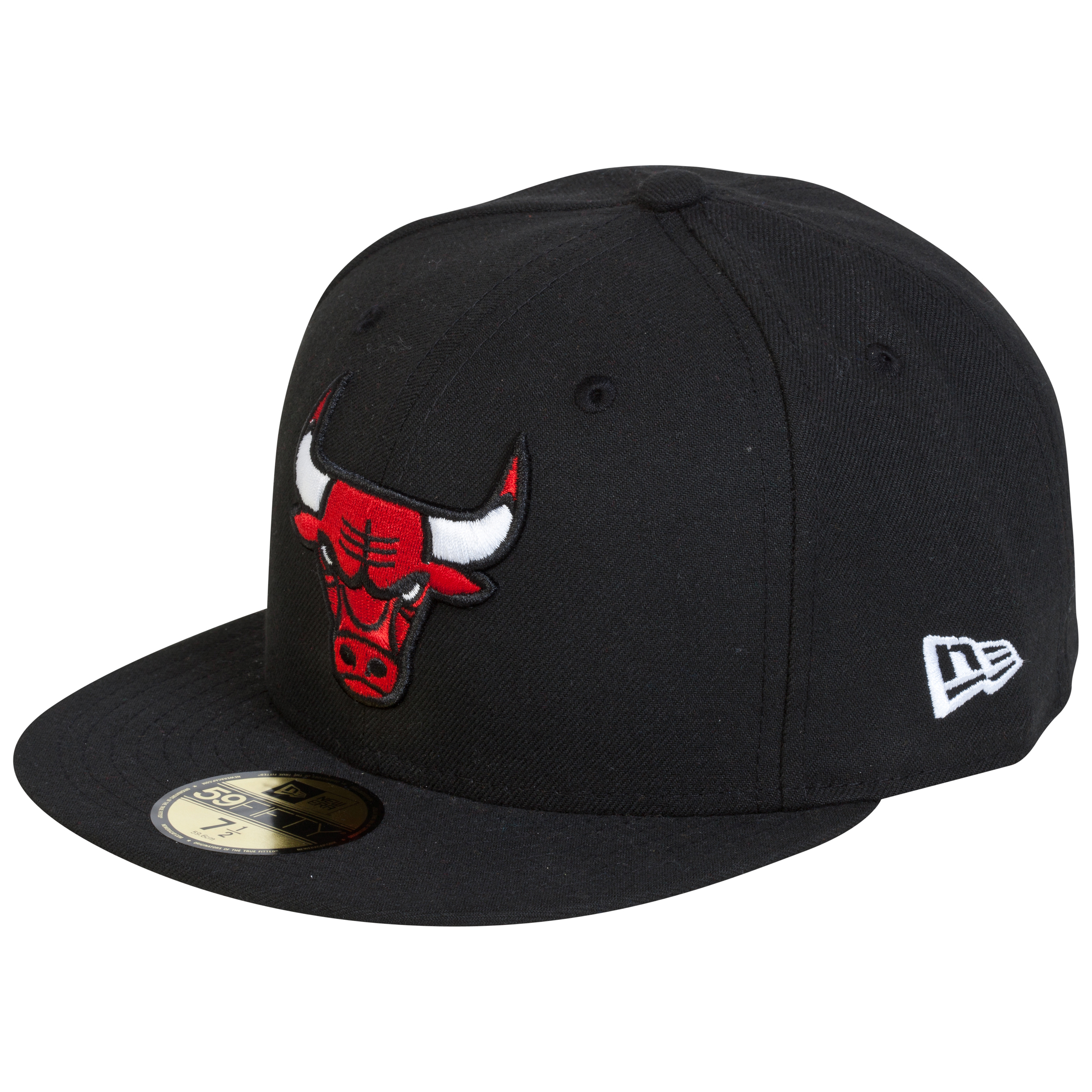 Chicago Bulls Basic Reverse New Era 59FIFTY Fitted Cap