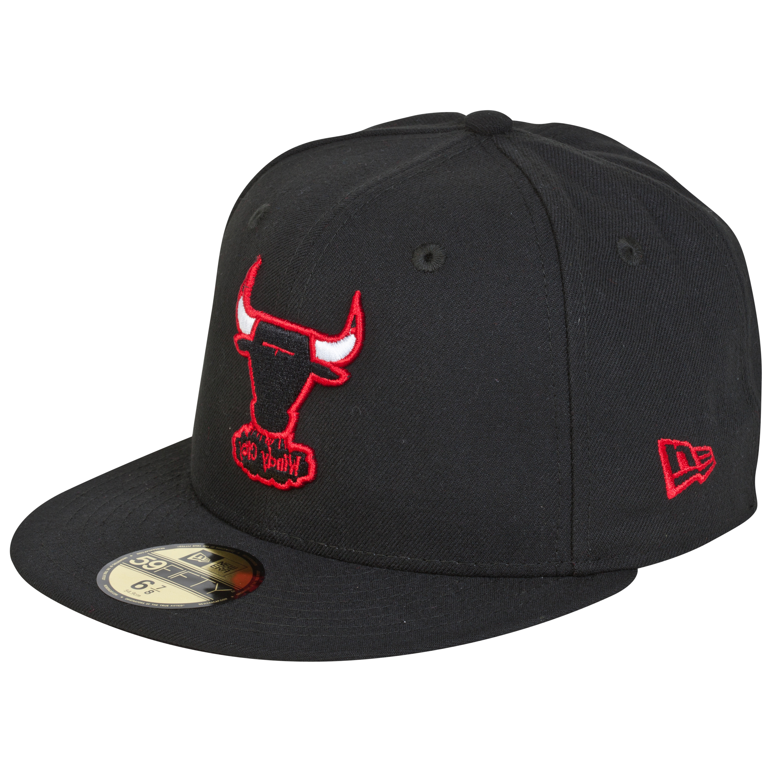 Chicago Bulls WYB New Era 59FIFTY Fitted Cap