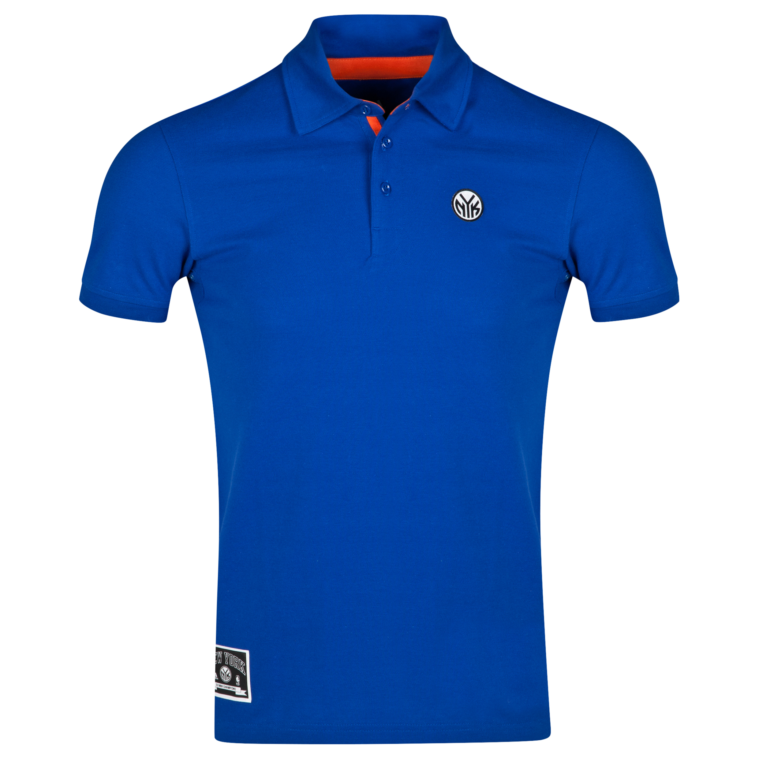 New York Knicks Washed Polo