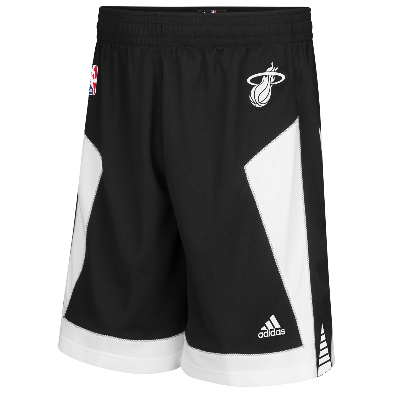 Miami Heat Pride Swingman Shorts - Mens