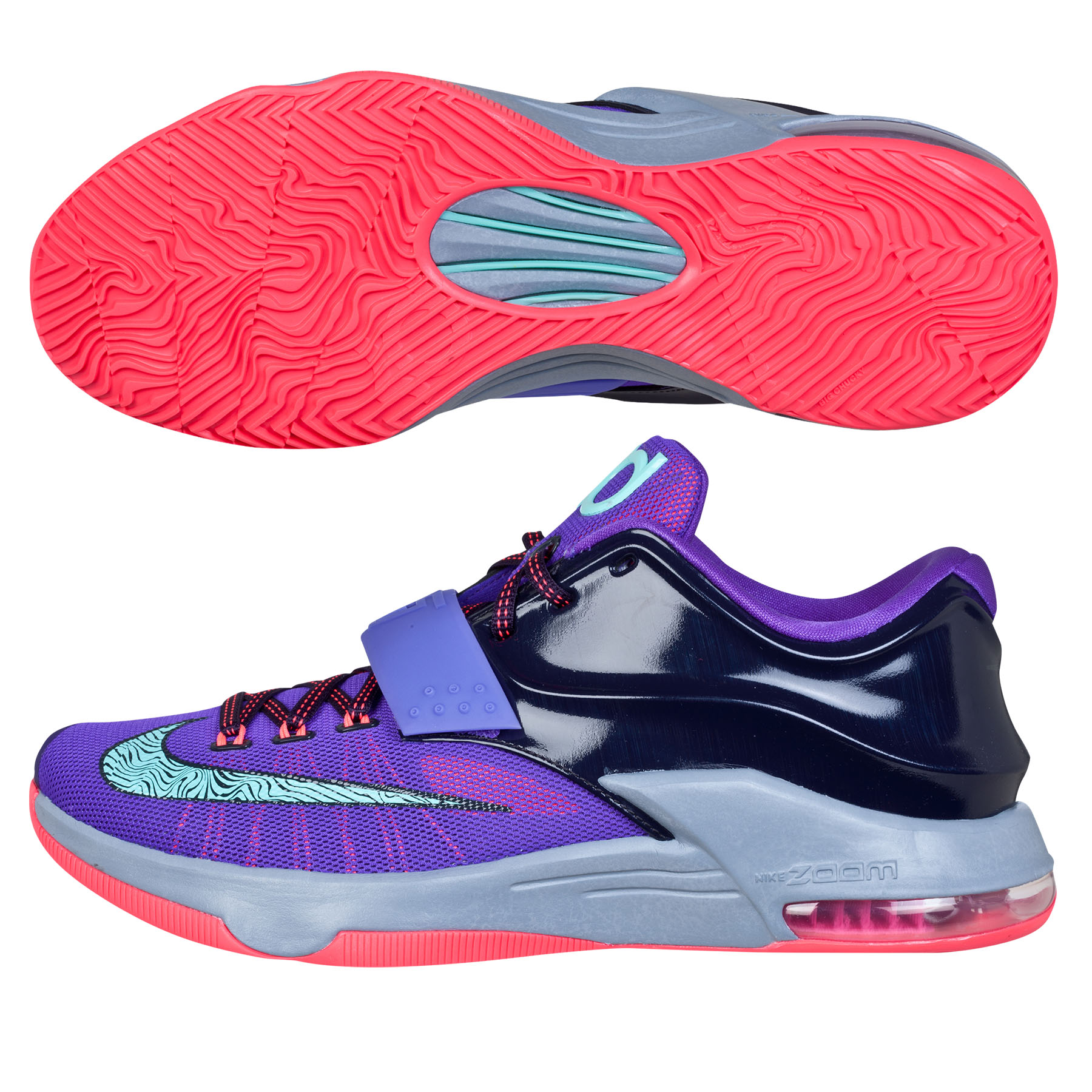 Nike KD7 Basketball Shoe - Empire State of Mind