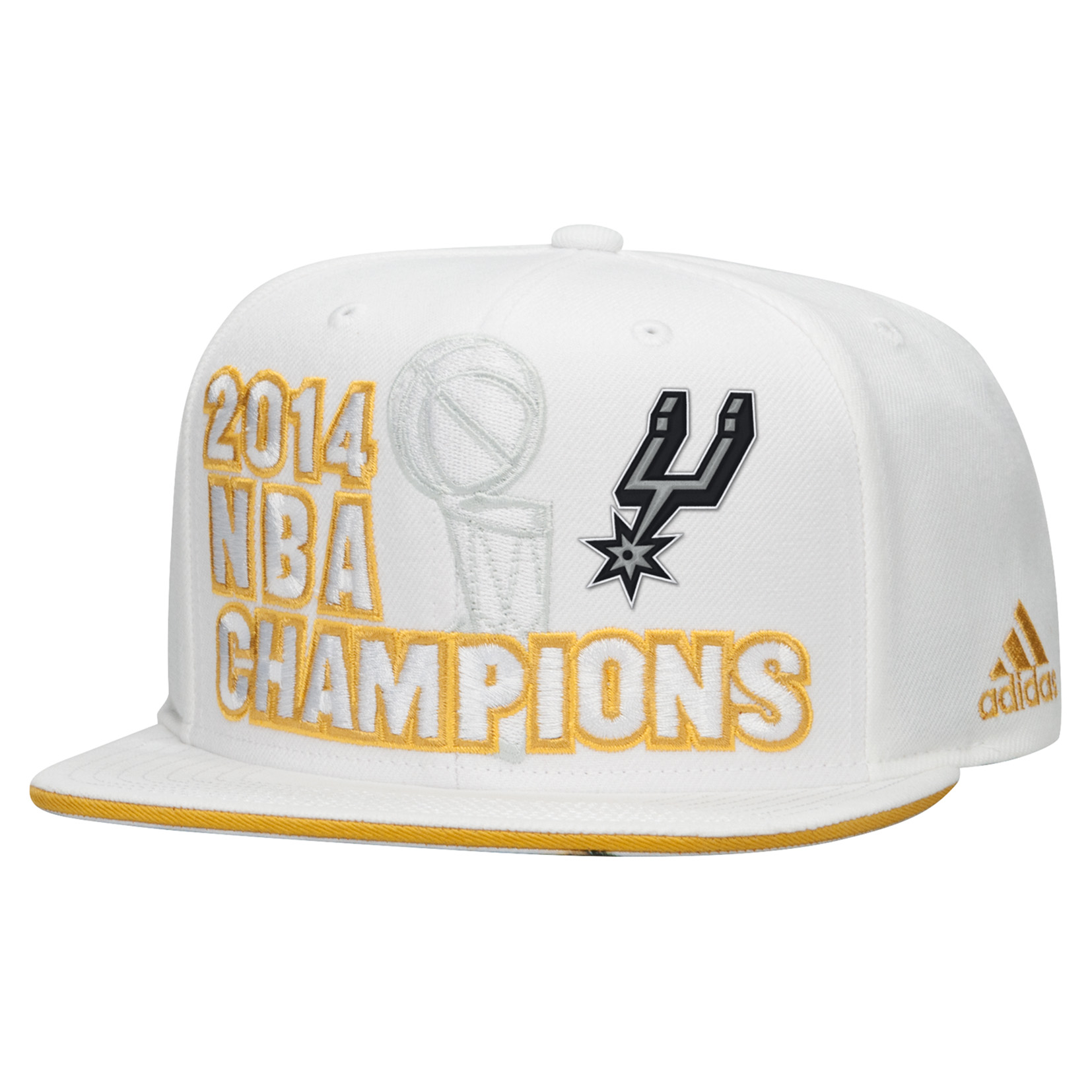 San Antonio Spurs NBA Champions Official Lockeroom Cap