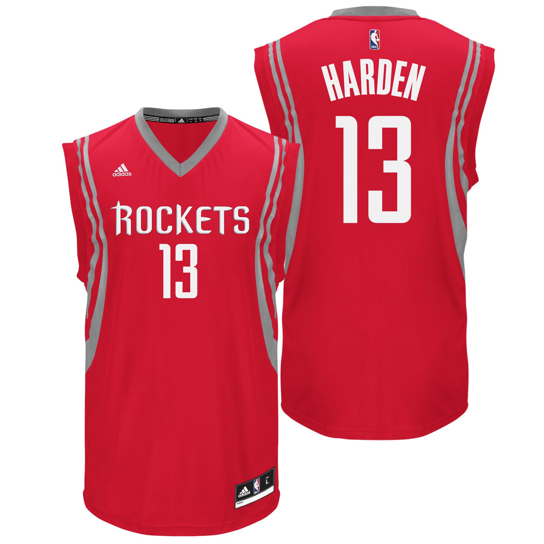 Houston Rockets Road Replica Jersey - James Harden - Mens