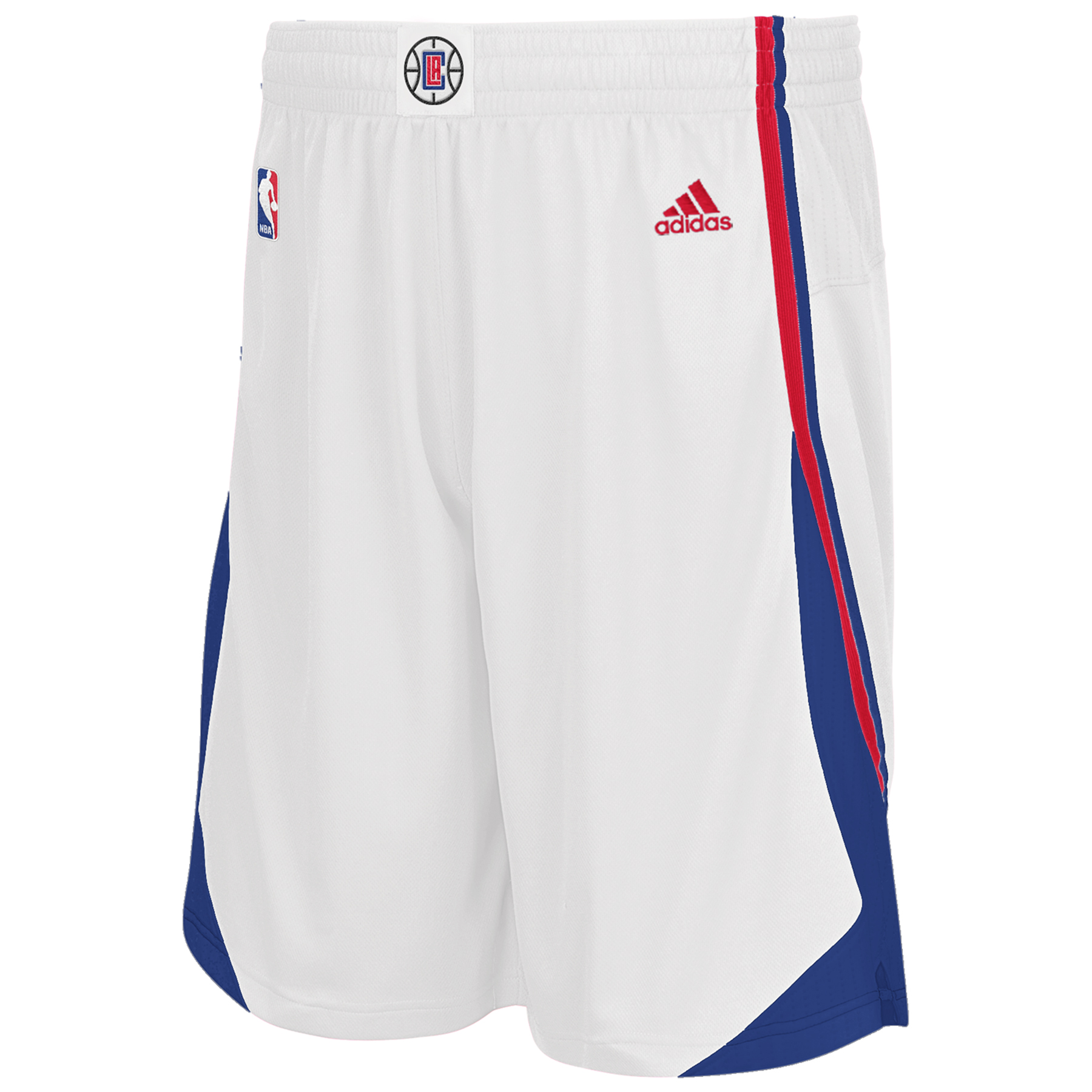 LA Clippers Home Swingman Shorts - Mens
