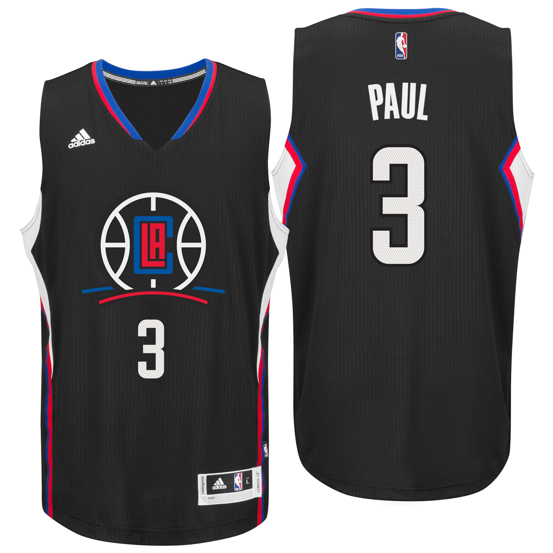 LA Clippers Alternate Swingman Jersey - Chris Paul - Mens
