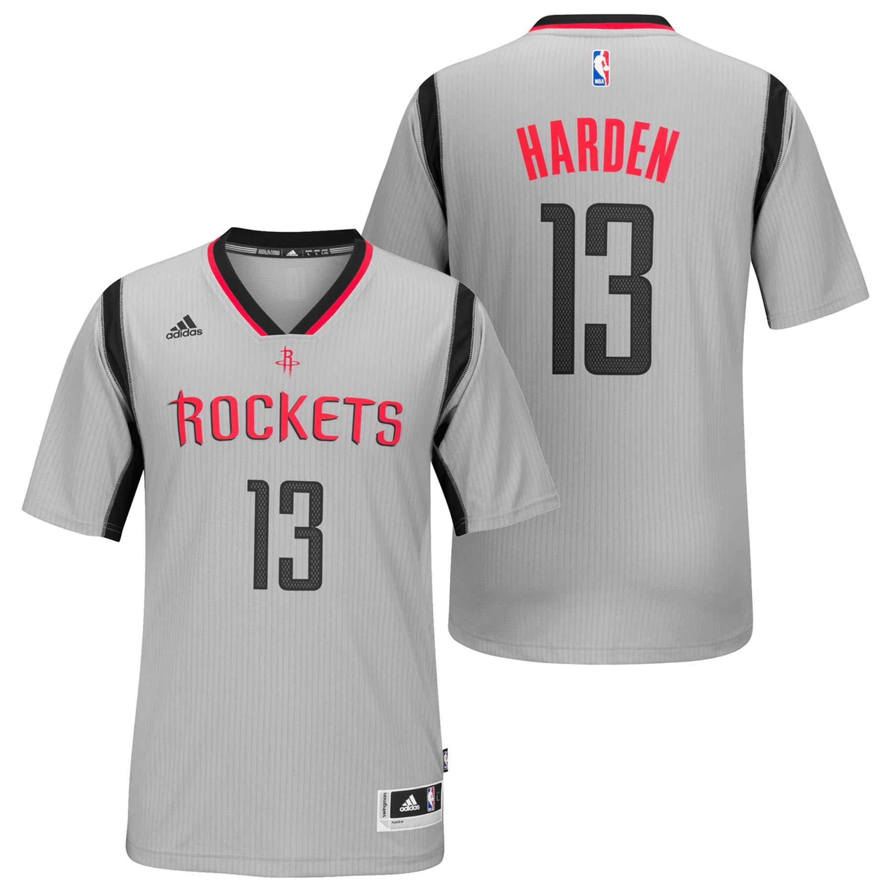 Houston Rockets Alternate Swingman Jersey -James Harden - Mens