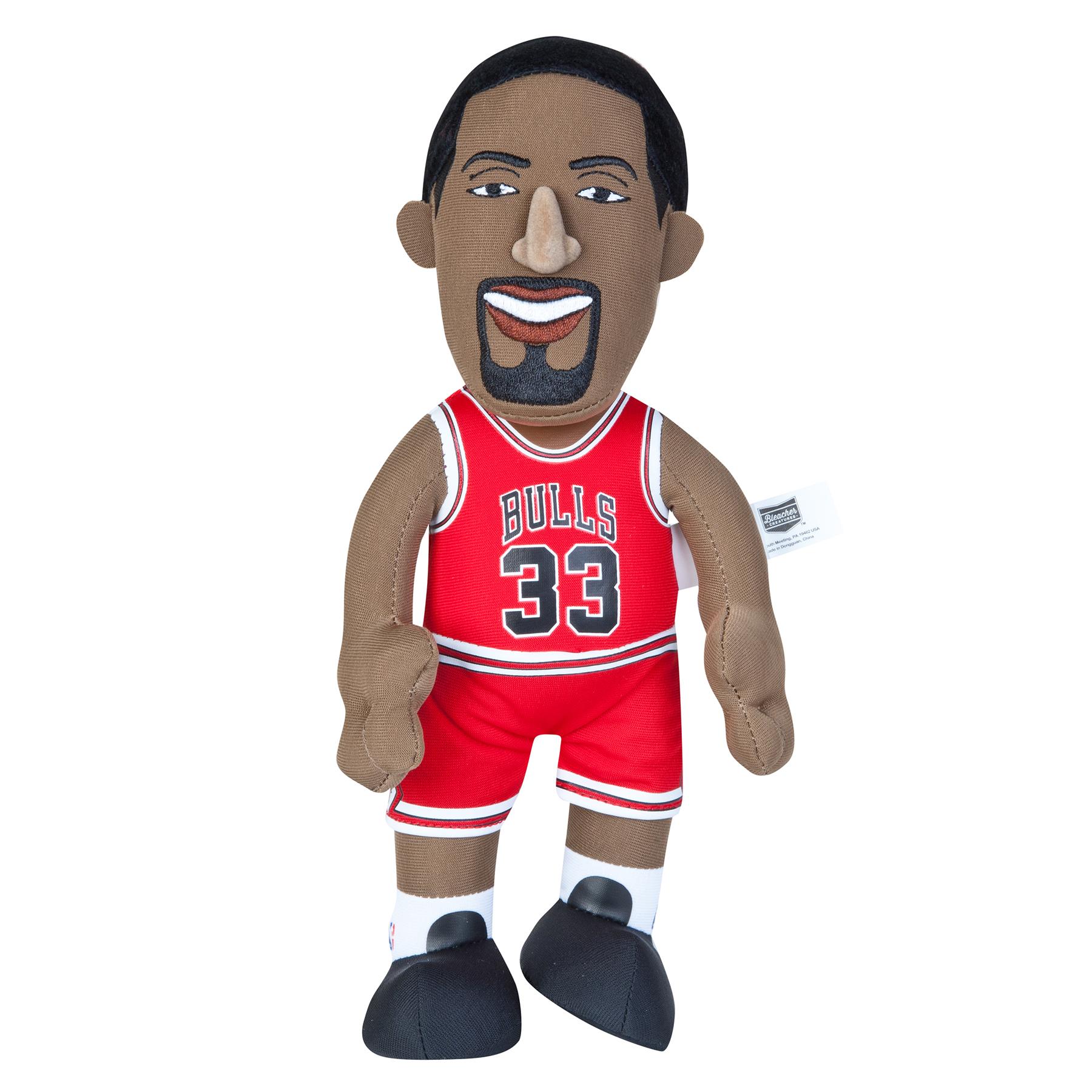 Chicago Bulls Bleacher Creature 10inch Plush - Scottie Pippen