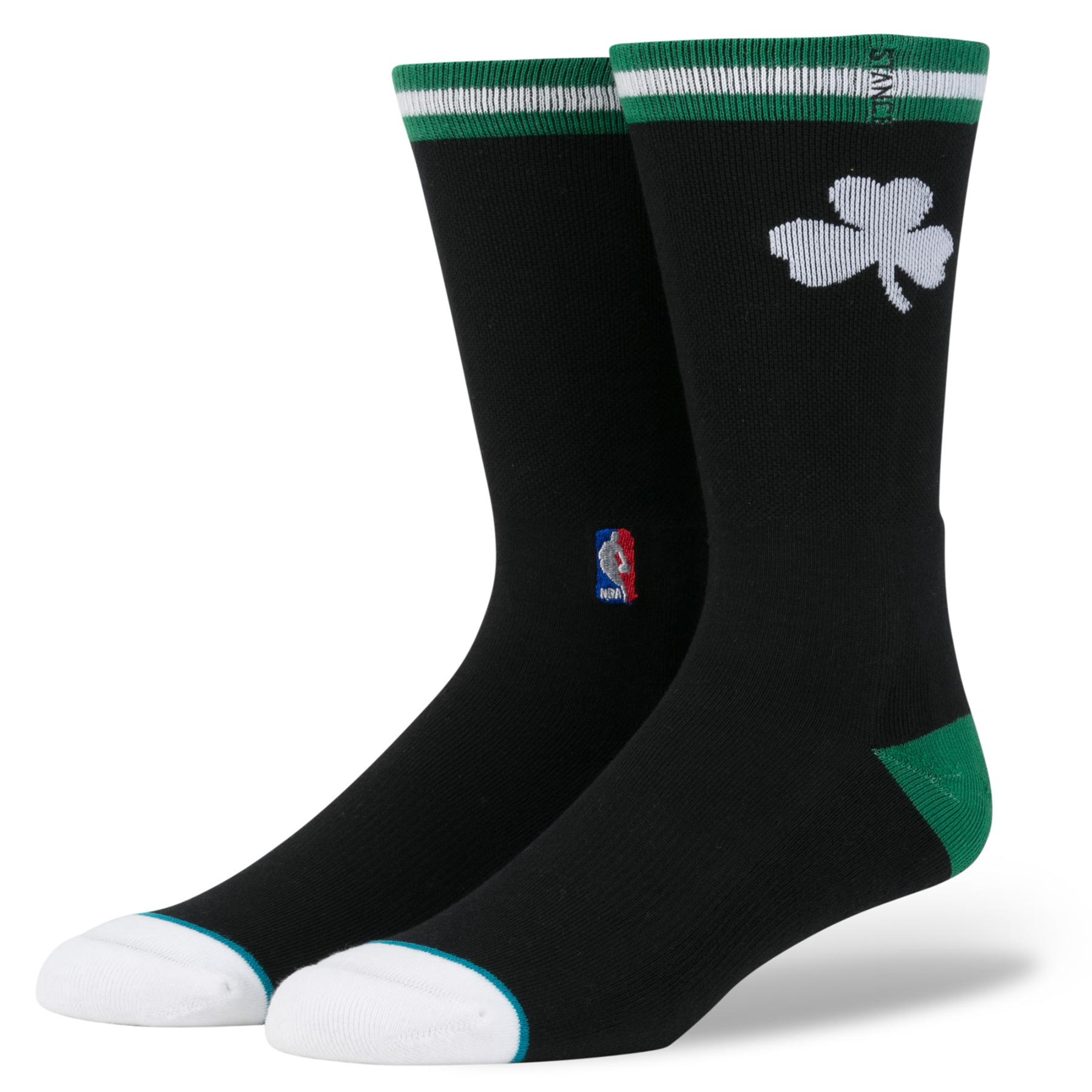 Boston Celtics Stance Arena Crew Socks