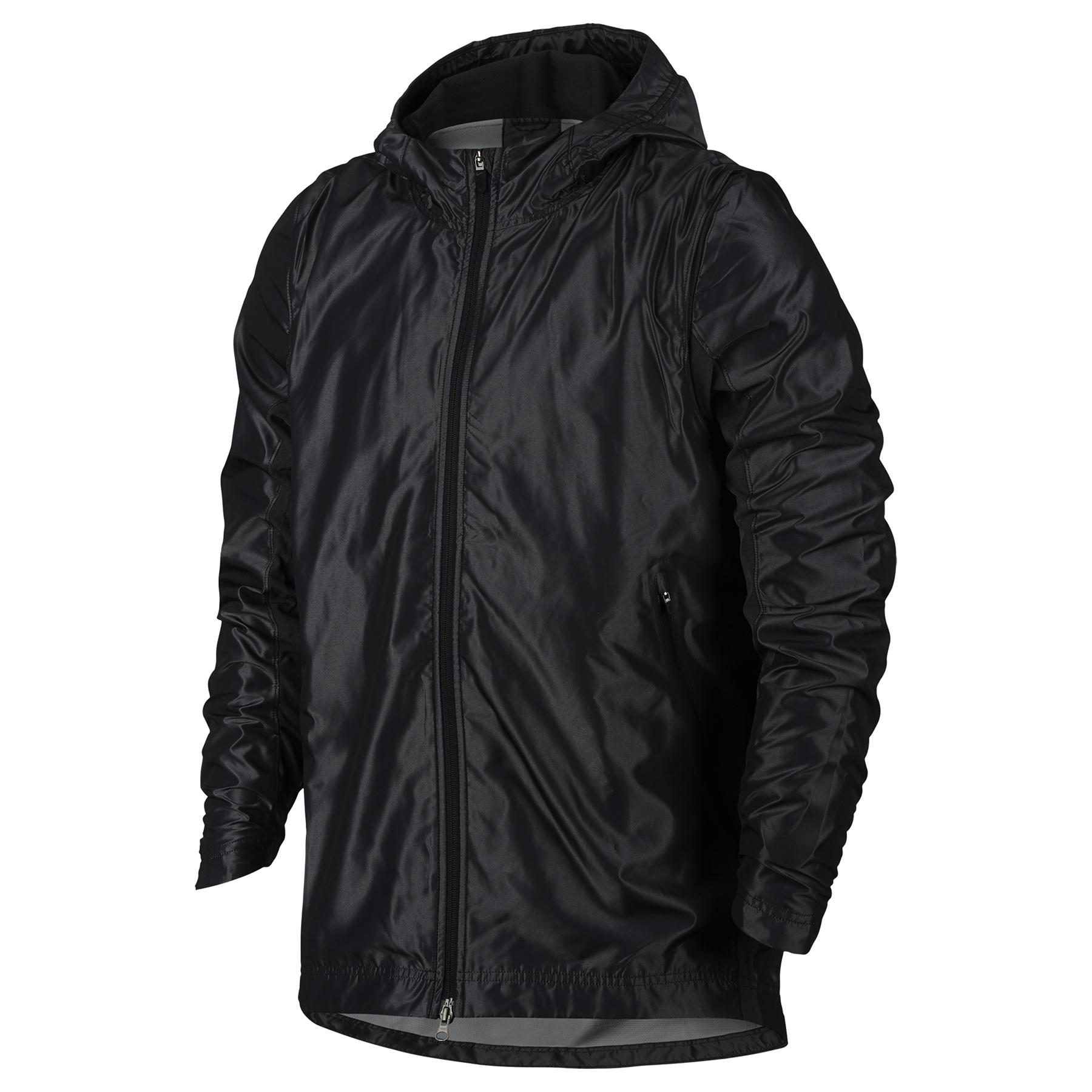Nike Hyper Elite Basketball Jacket - Anthracite