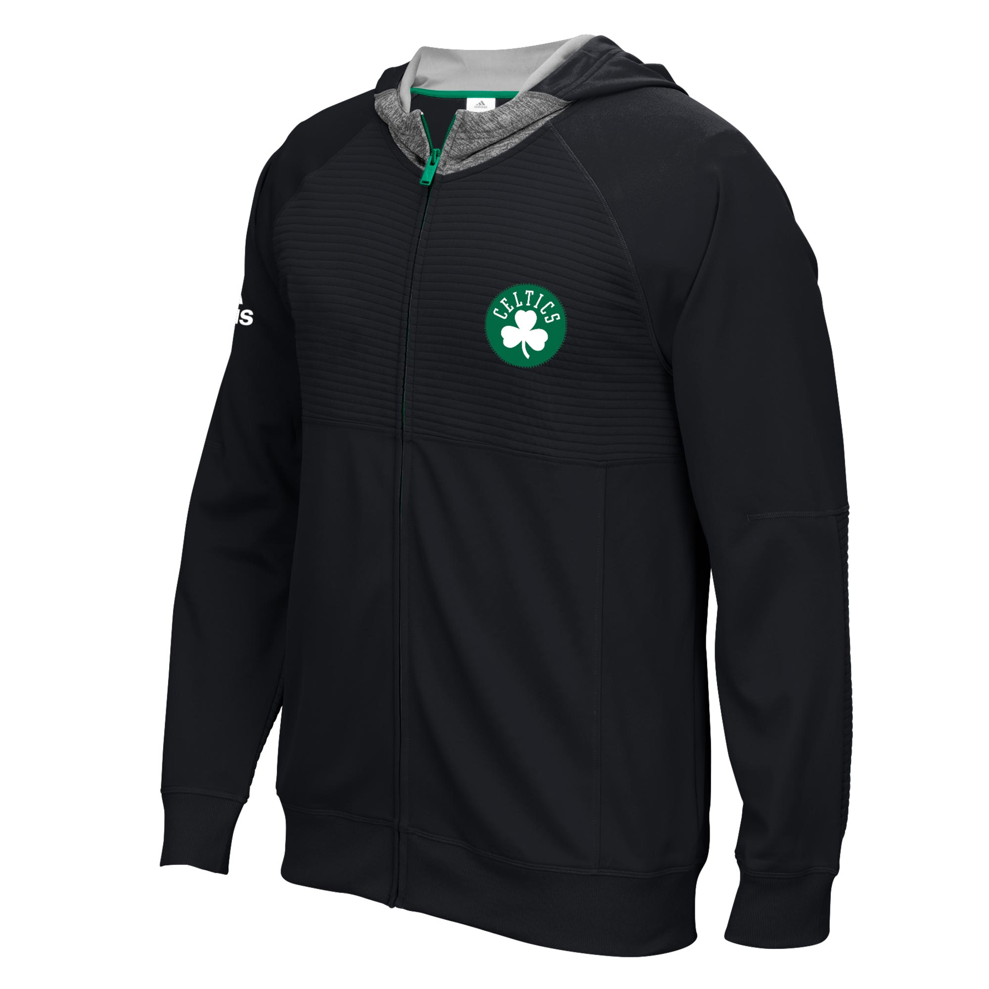 Boston Celtics Pre-Game Hooded Jacket 2016-17 - Youth
