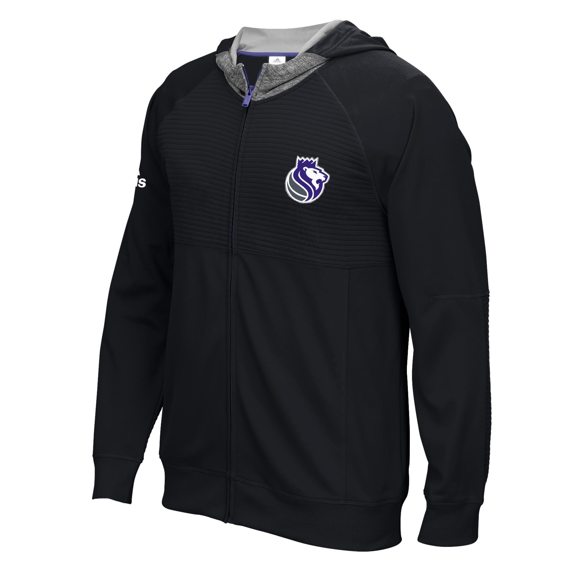 Sacramento Kings Pre-Game Hooded Jacket 2016-17