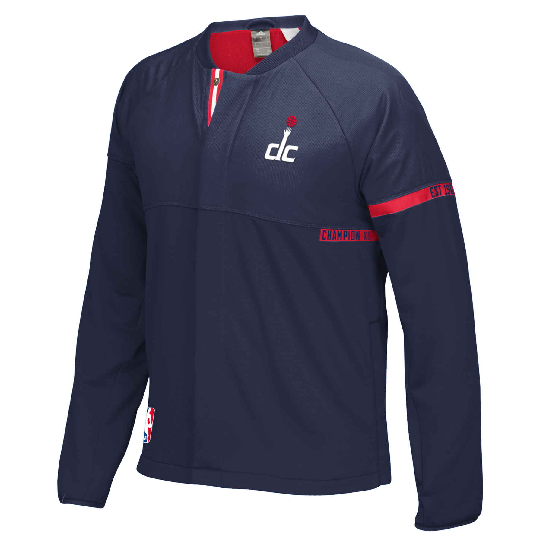 Washington Wizards On-Court Jacket 2016-17