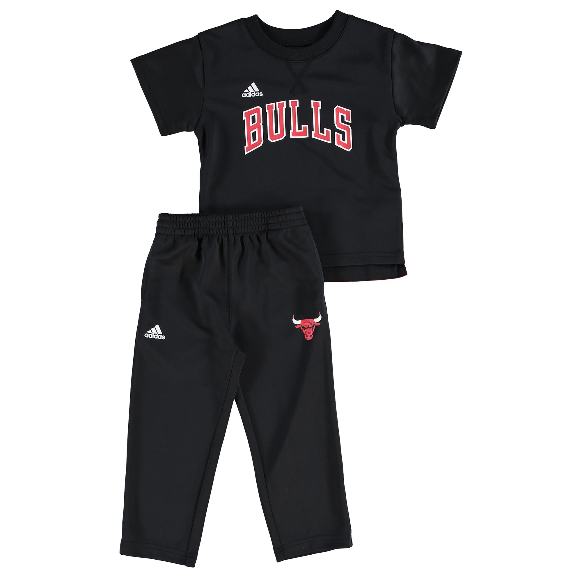 Chicago Bulls Courtside Tracksuit - Toddler