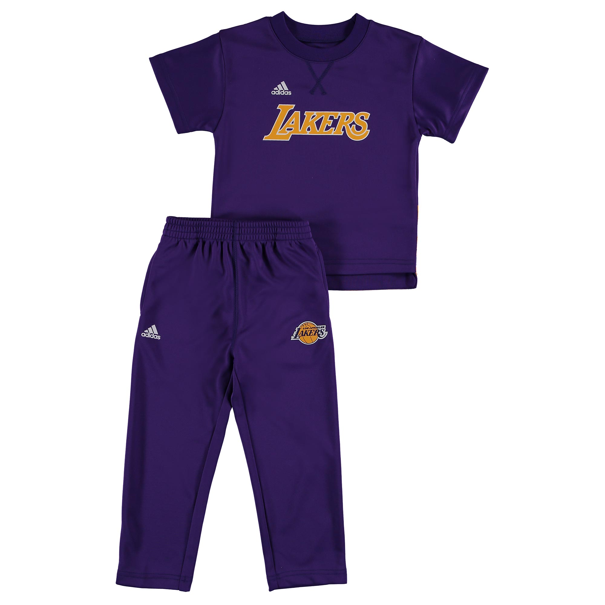 Los Angeles Lakers Courtside Tracksuit - Toddler