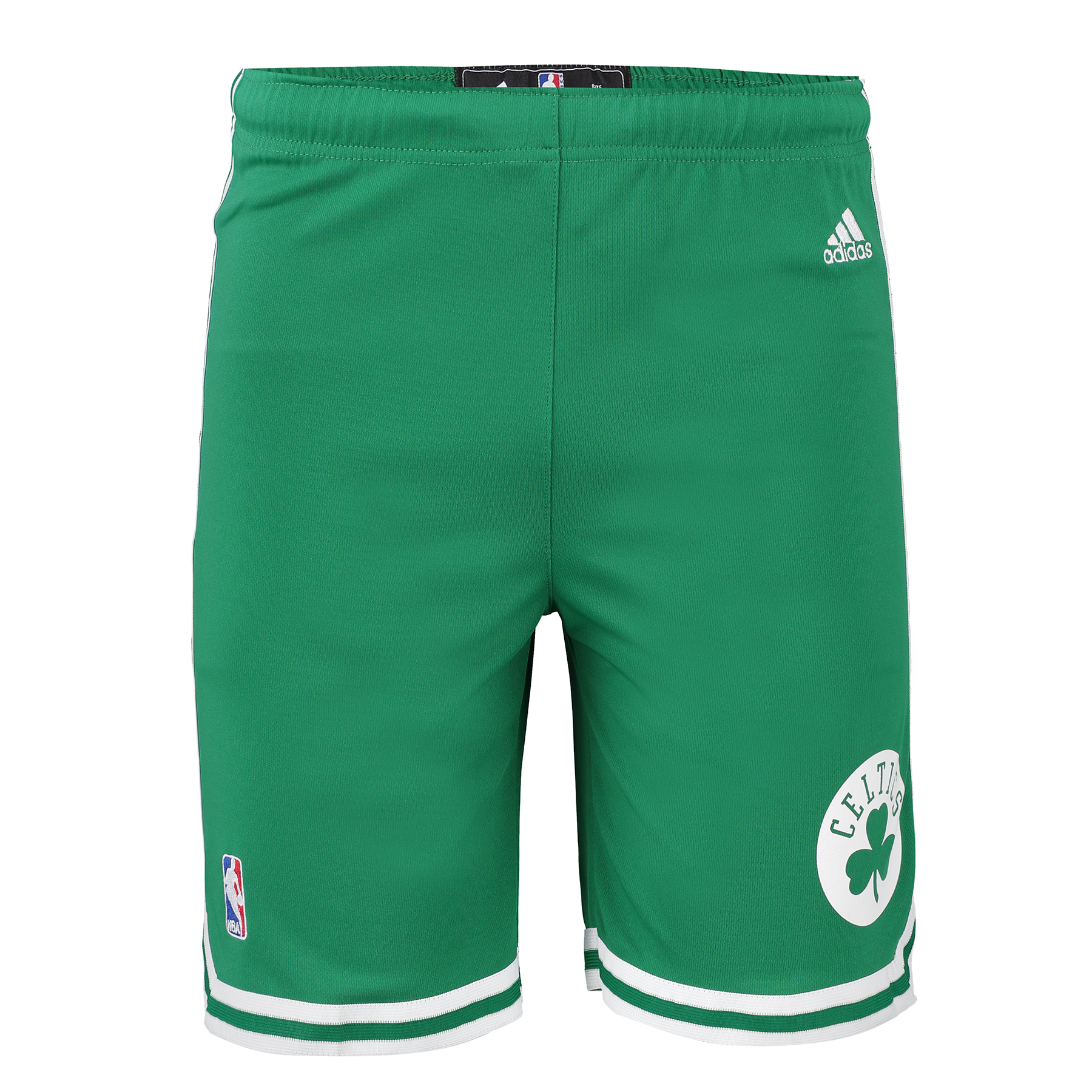 Boston Celtics Road Replica Shorts - Youth