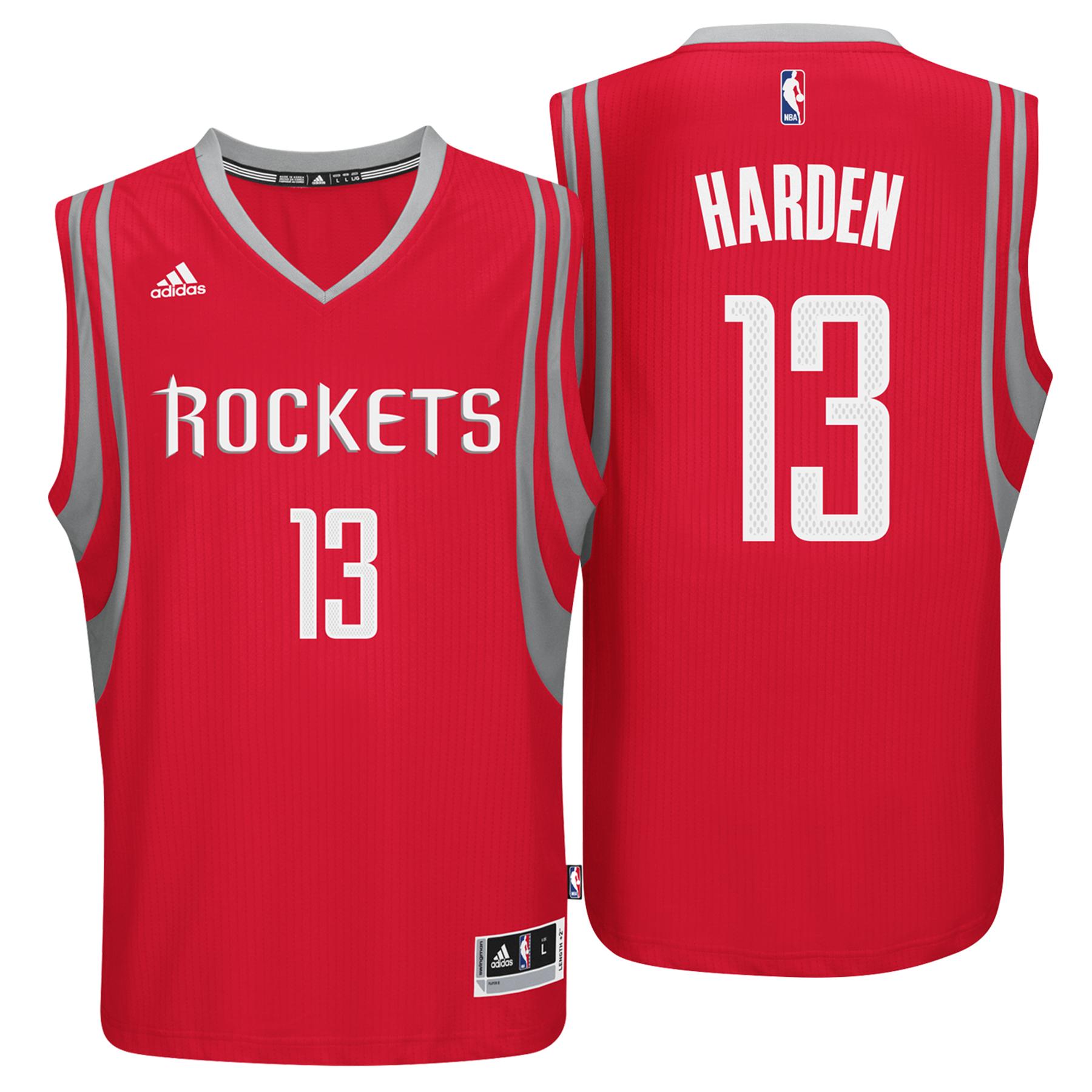 Houston Rockets Road Swingman Jersey - James Harden - Youths