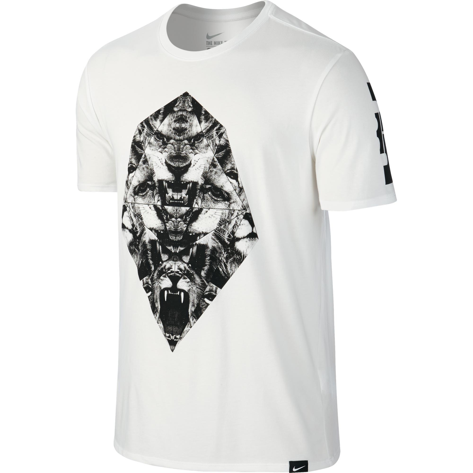 Nike LeBron Art 2 T-Shirt - White