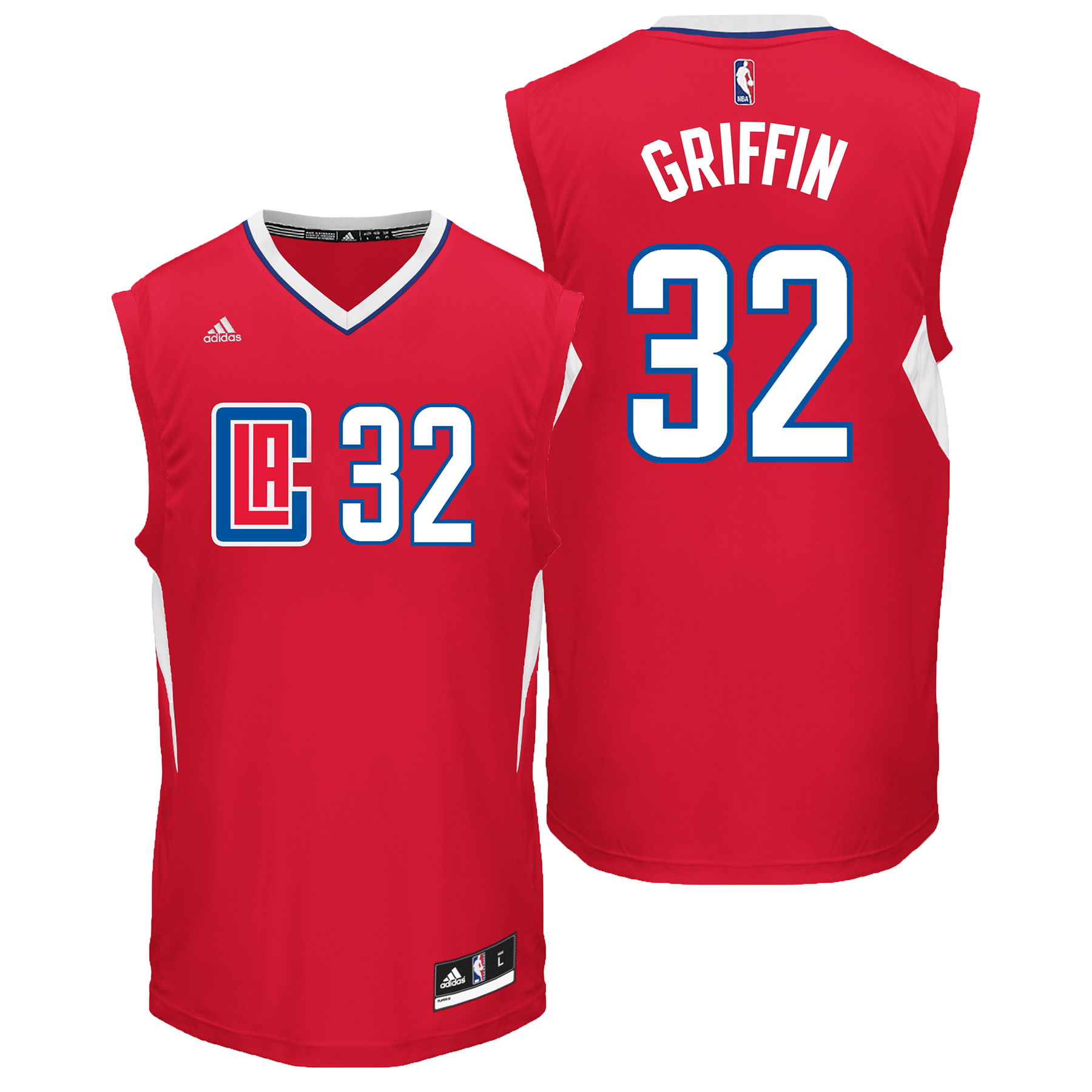 LA Clippers Road Replica Jersey - Blake Griffin - Youth