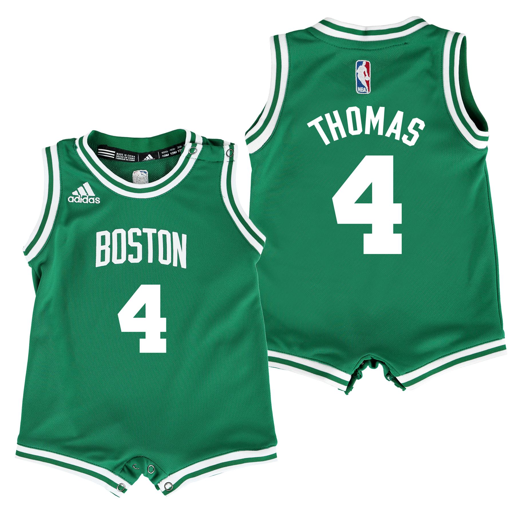 Boston Celtics Road Replica Jersey - Isaiah Thomas - Infant