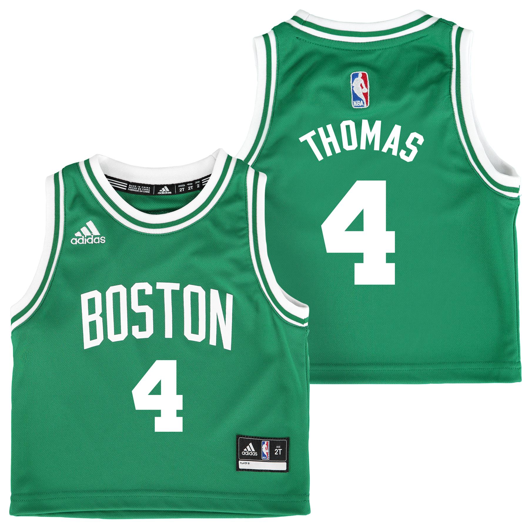 Boston Celtics Road Replica Jersey - Isaiah Thomas - Kids