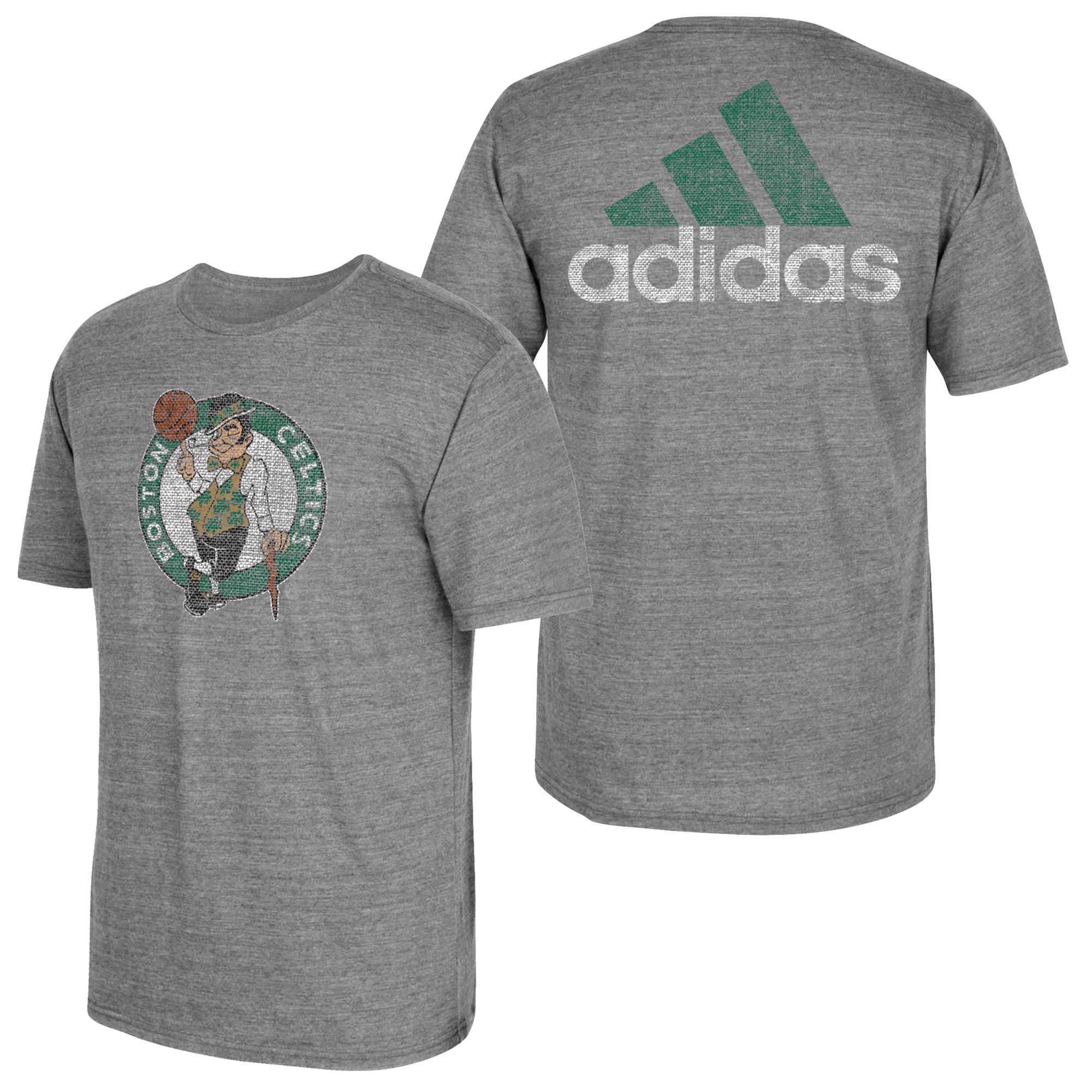 Boston Celtics adidas Favorite ID T-Shirt - Mens