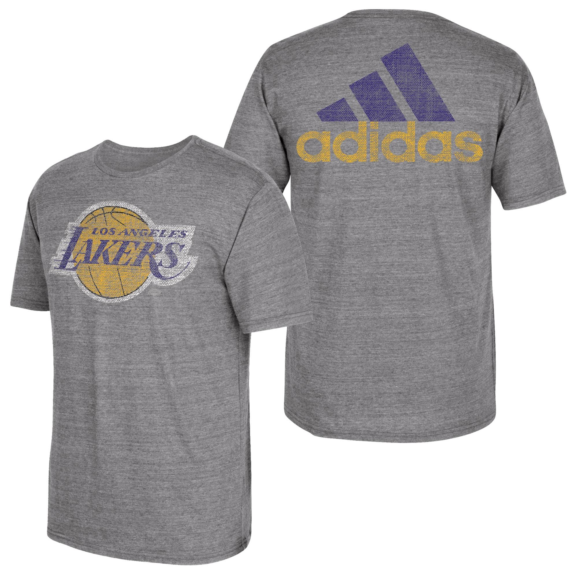 Los Angeles Lakers adidas Favorite ID T-Shirt - Mens