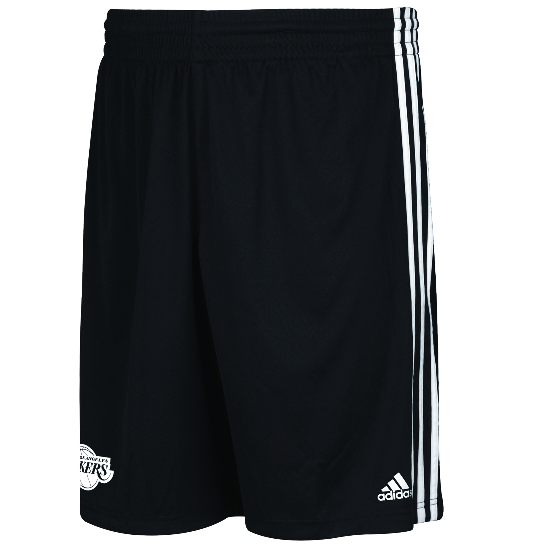 Los Angeles Lakers adidas Logo Short - Mens