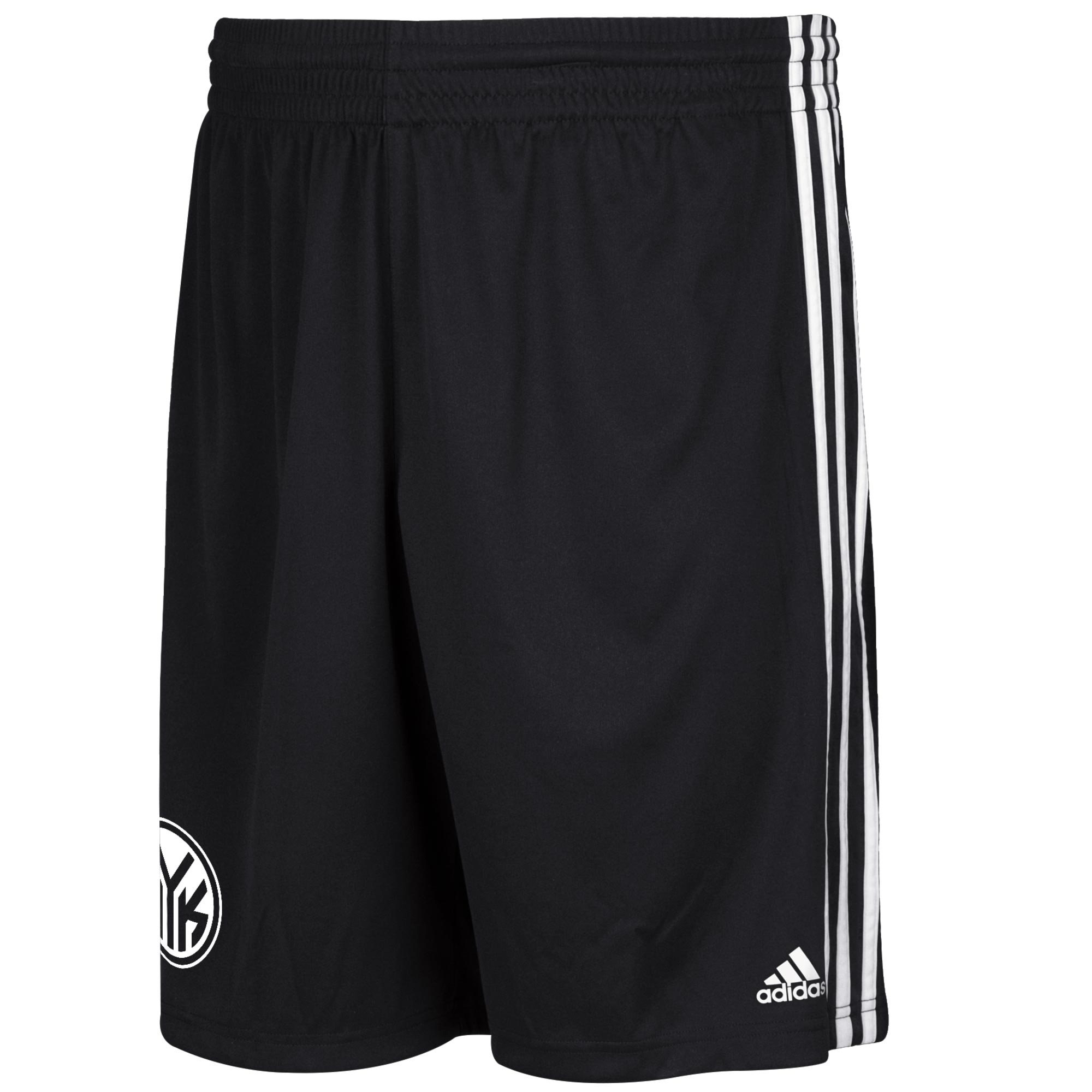 New York Knicks adidas Logo Short - Mens