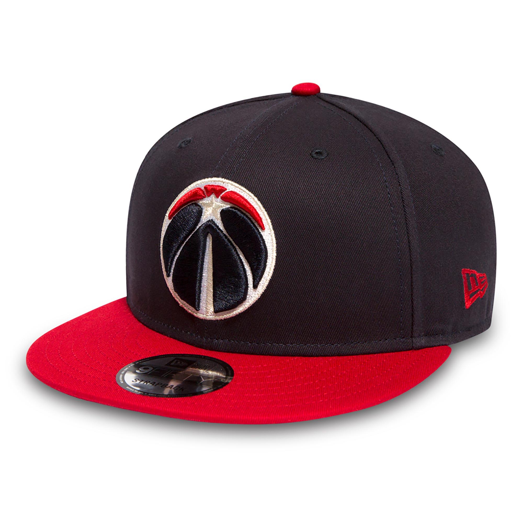 Washington Wizards New Era Basic 9FIFTY Snapback Cap