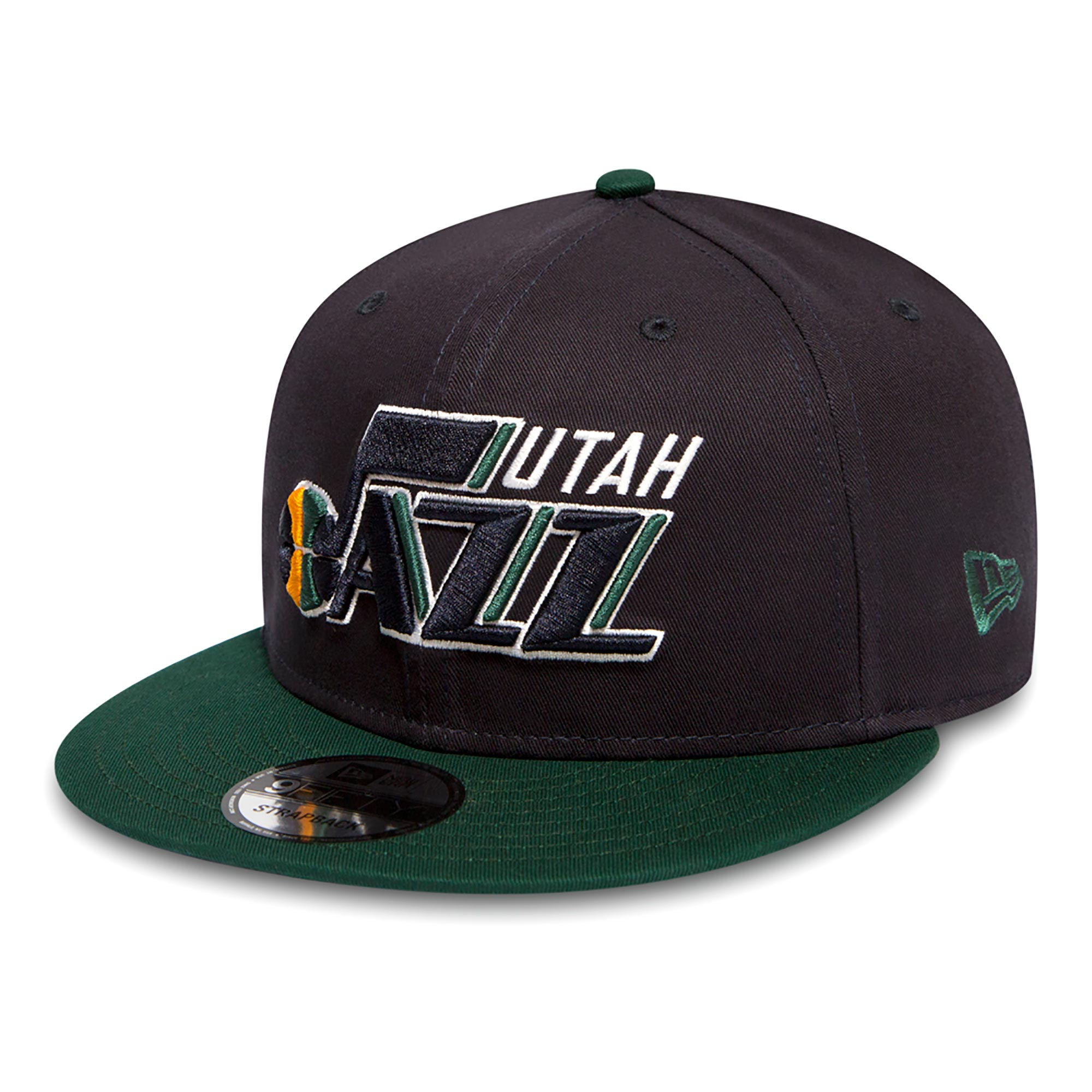 Utah Jazz New Era Basic 9FIFTY Snapback Cap