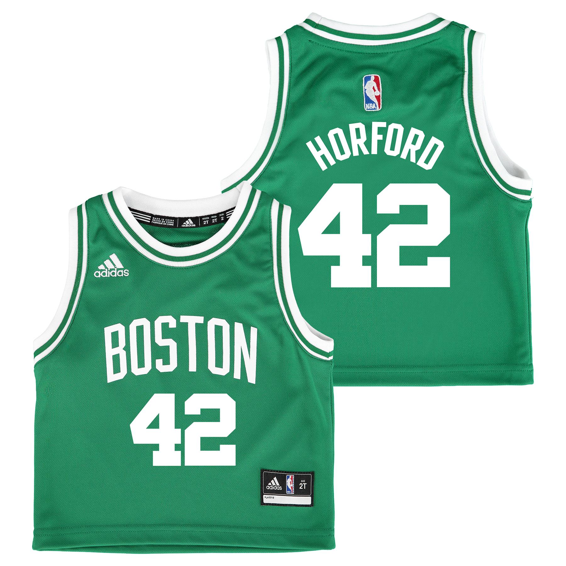 Boston Celtics Road Replica Jersey - Al Horford - Toddler