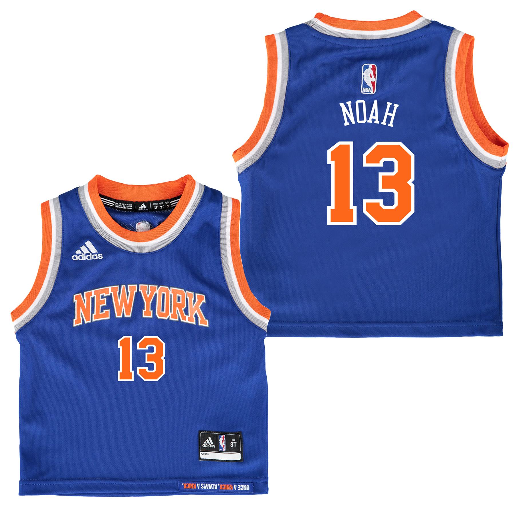 New York Knicks Road Replica Jersey - Joakim Noah - Kids