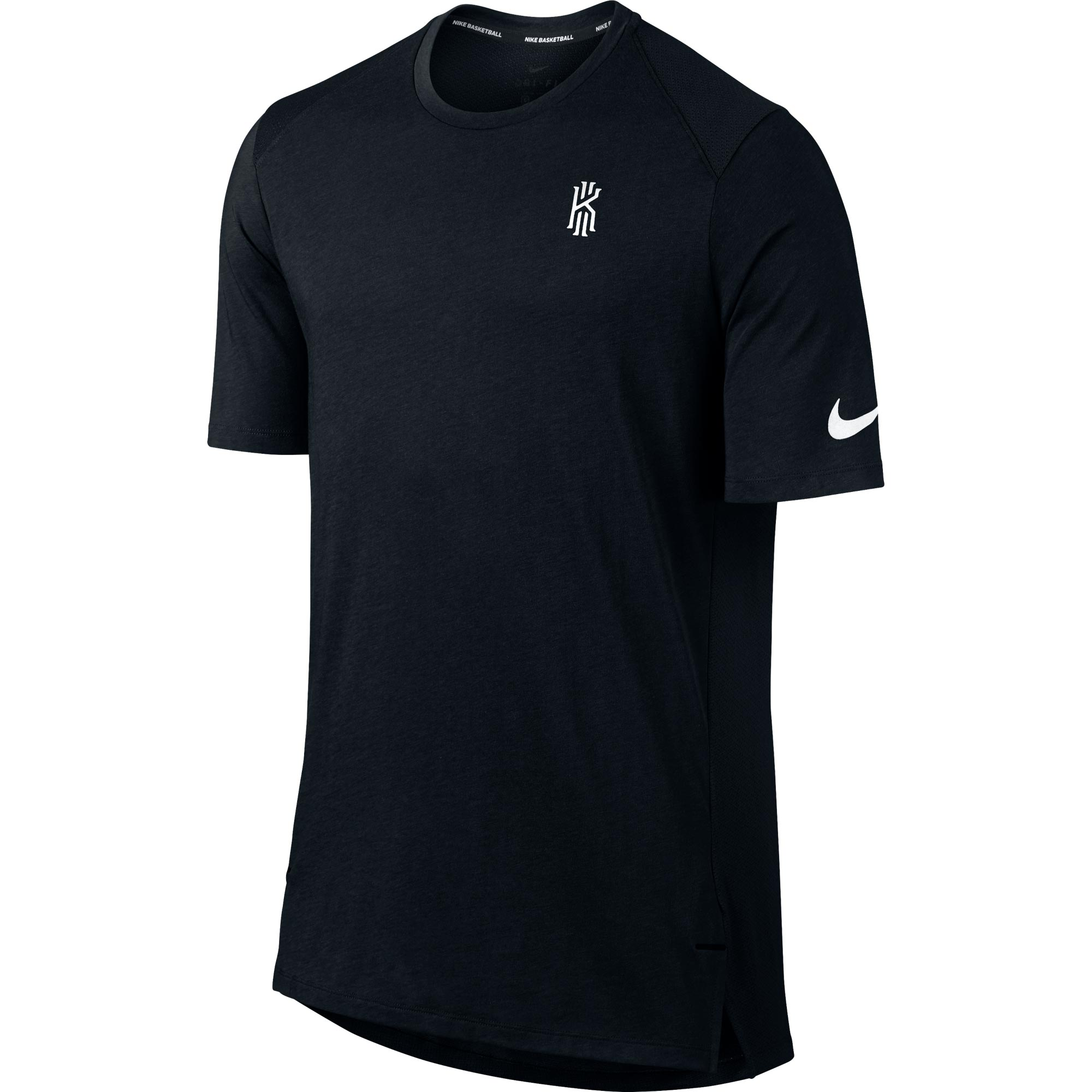 Nike Kyrie Dri-FIT T-Shirt - Black/Black - Mens