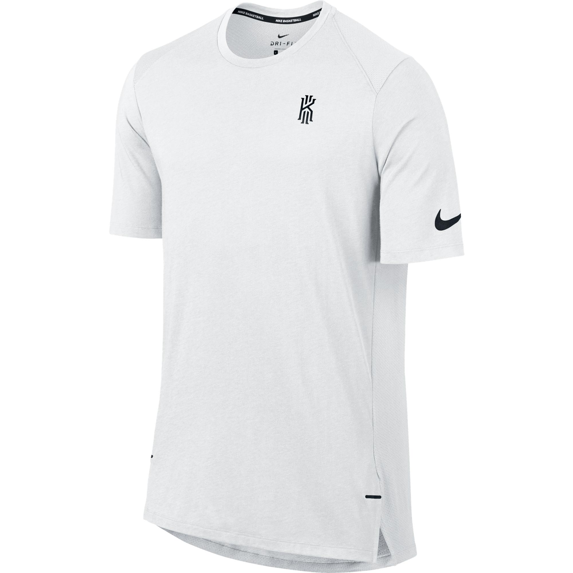 Nike Kyrie Dri-FIT T-Shirt - White/White - Mens