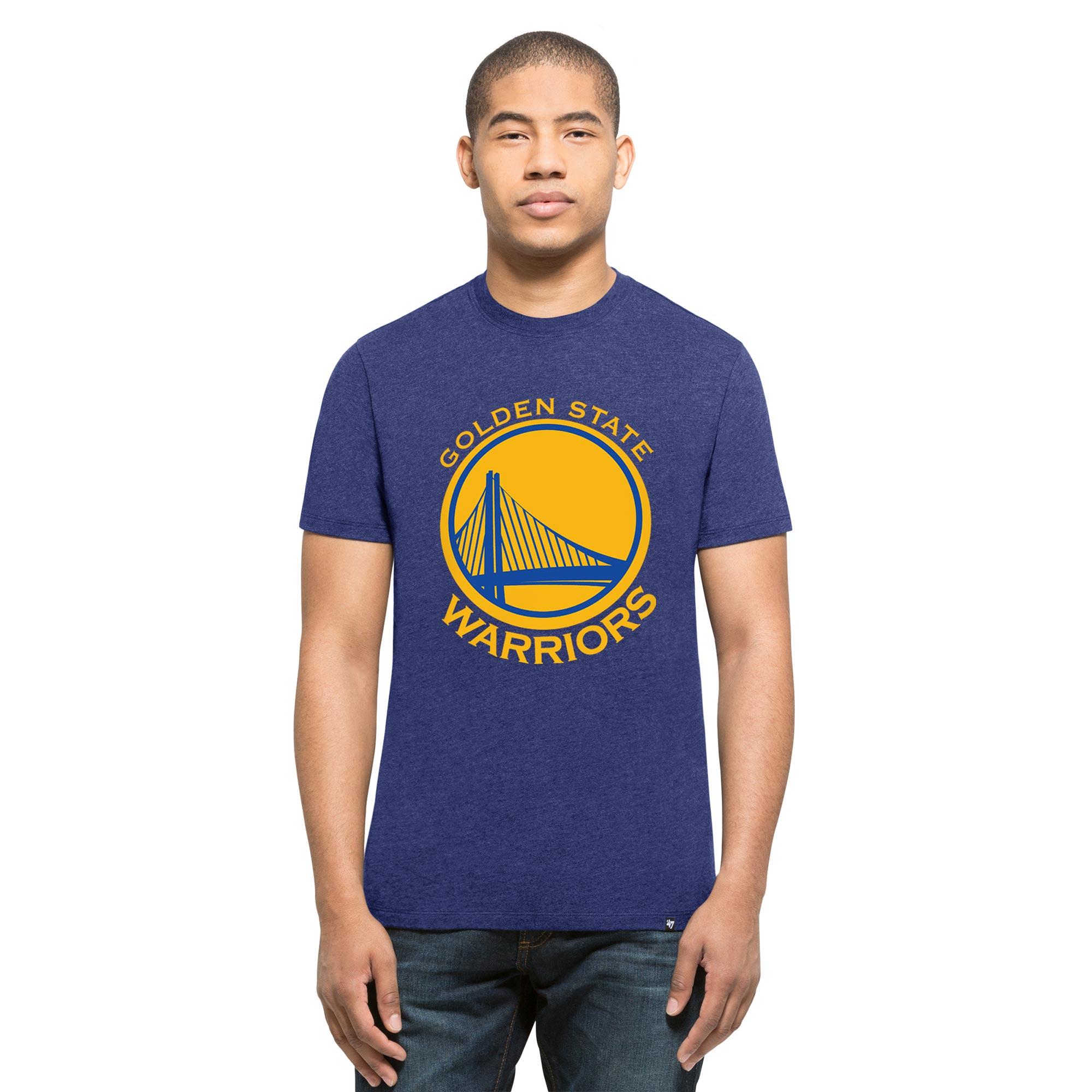 Golden State Warriors 47 Core Club T-Shirt - Mens