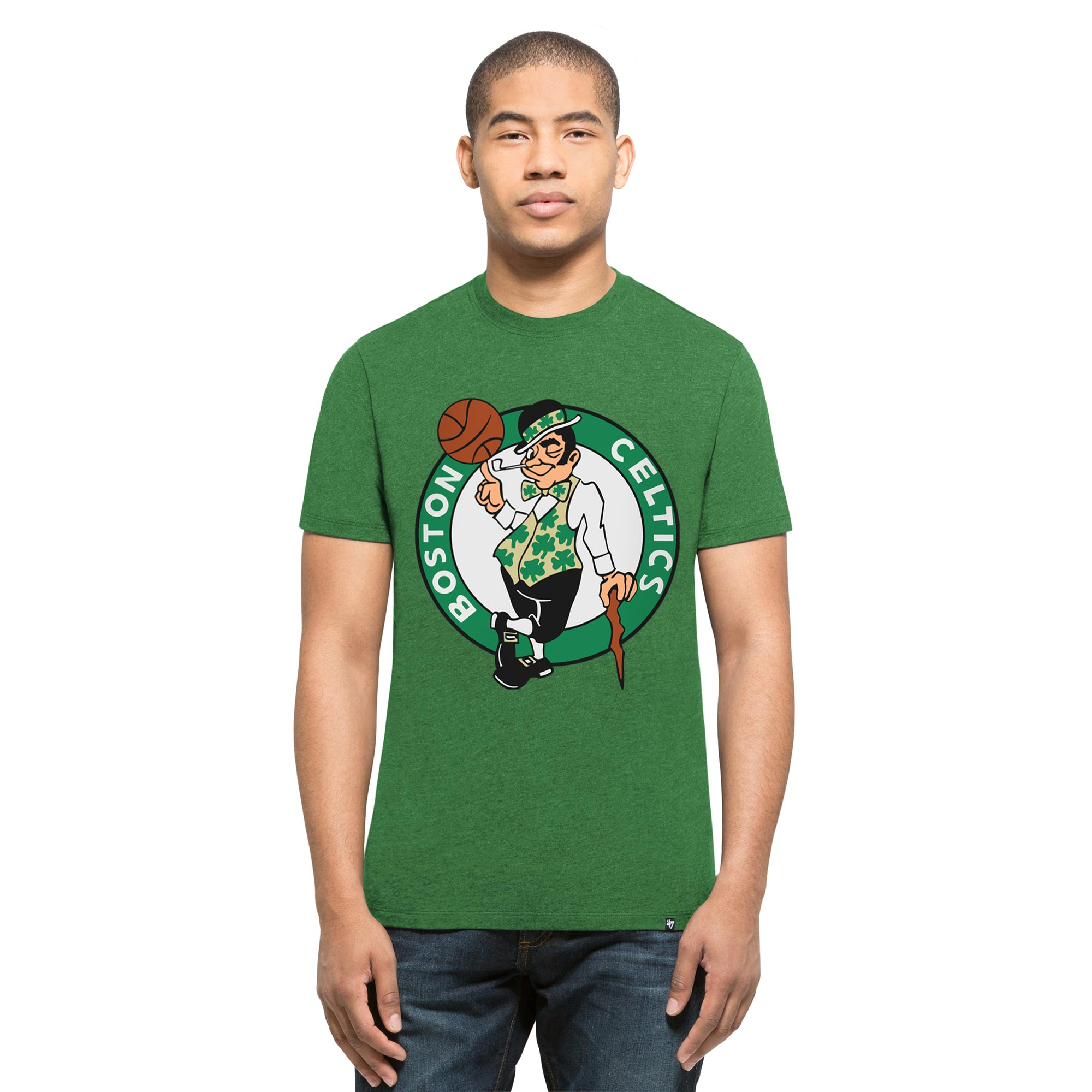 Boston Celtics 47 Core Club T-Shirt - Mens