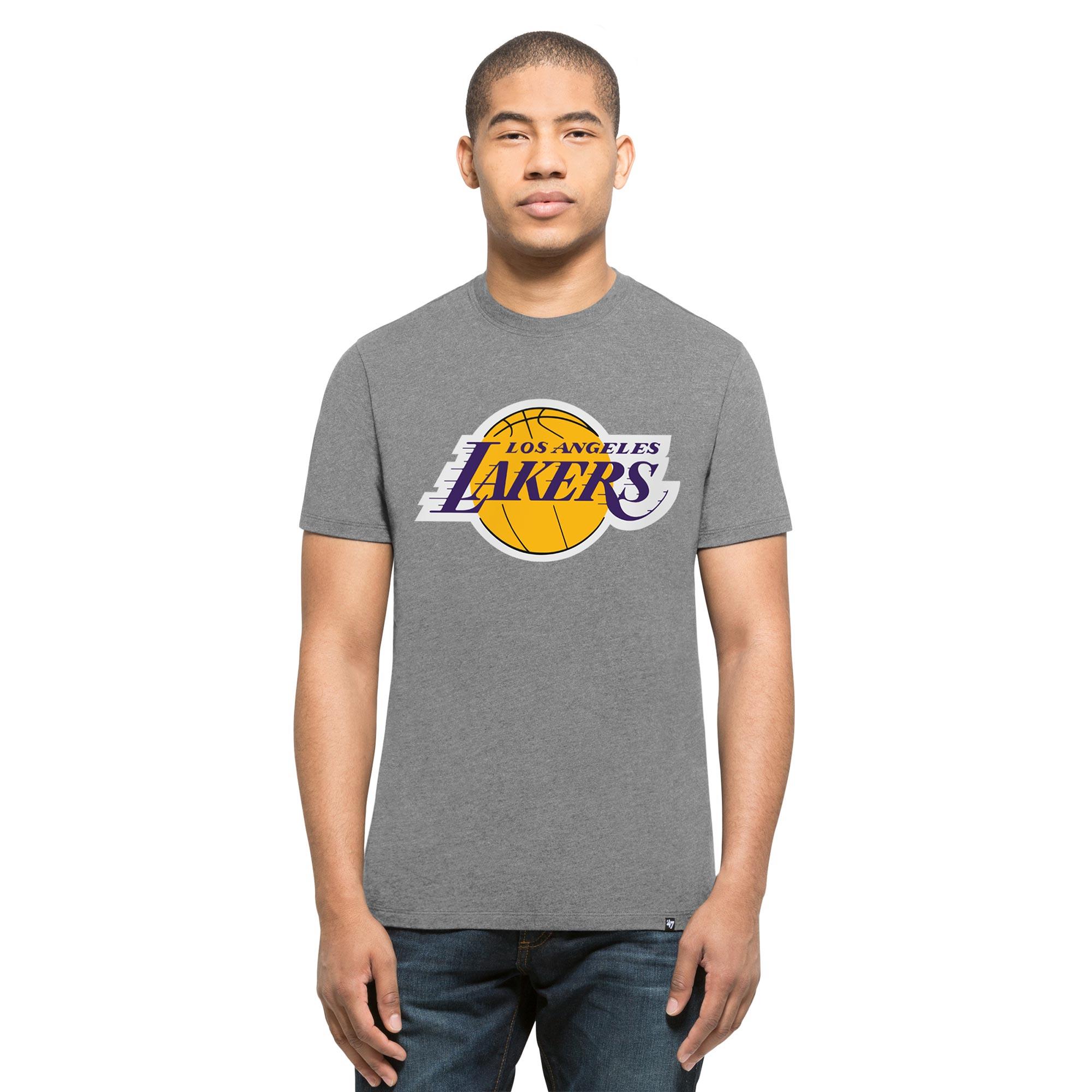 Los Angeles Lakers 47 Core Club T-Shirt - Mens