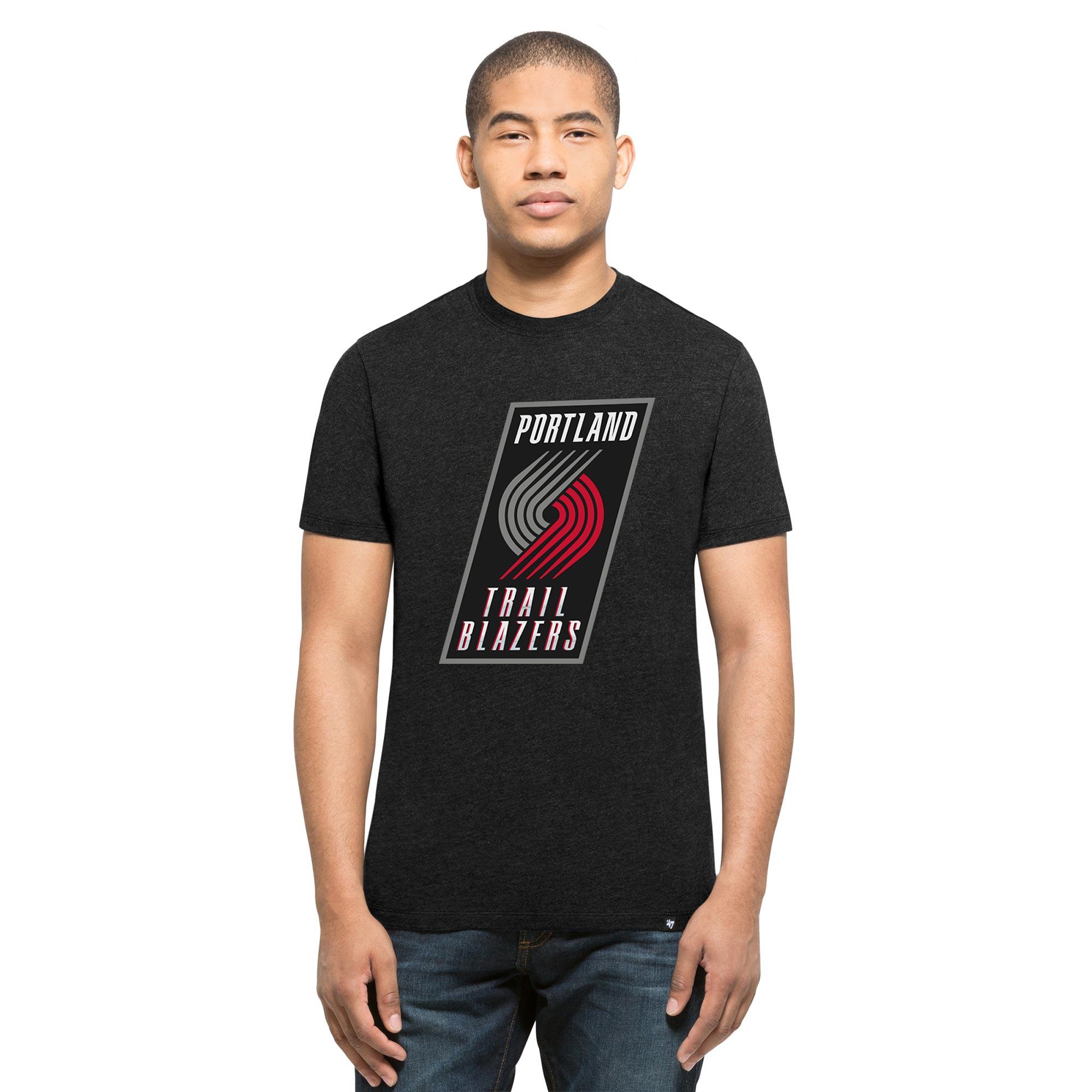 Portland Trail Blazers 47 Core Club T-Shirt - Mens