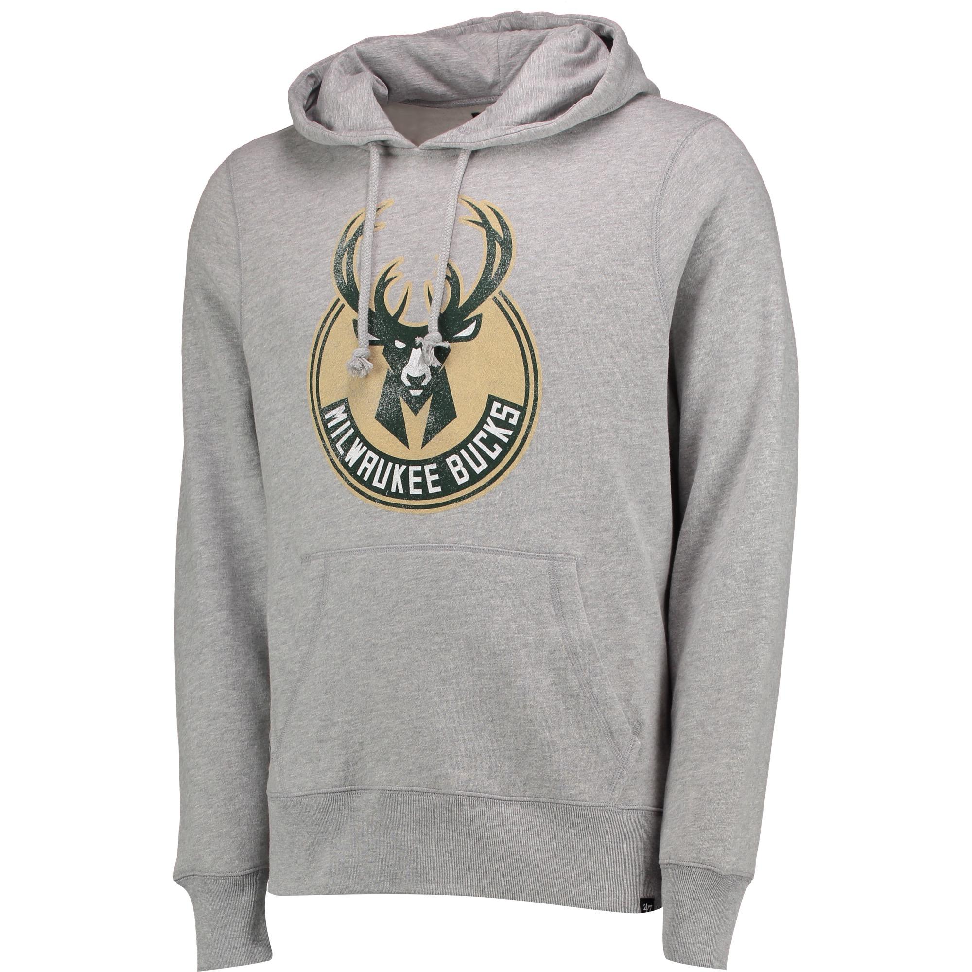 Milwaukee Bucks 47 Core Knockaround Hoodie - Mens