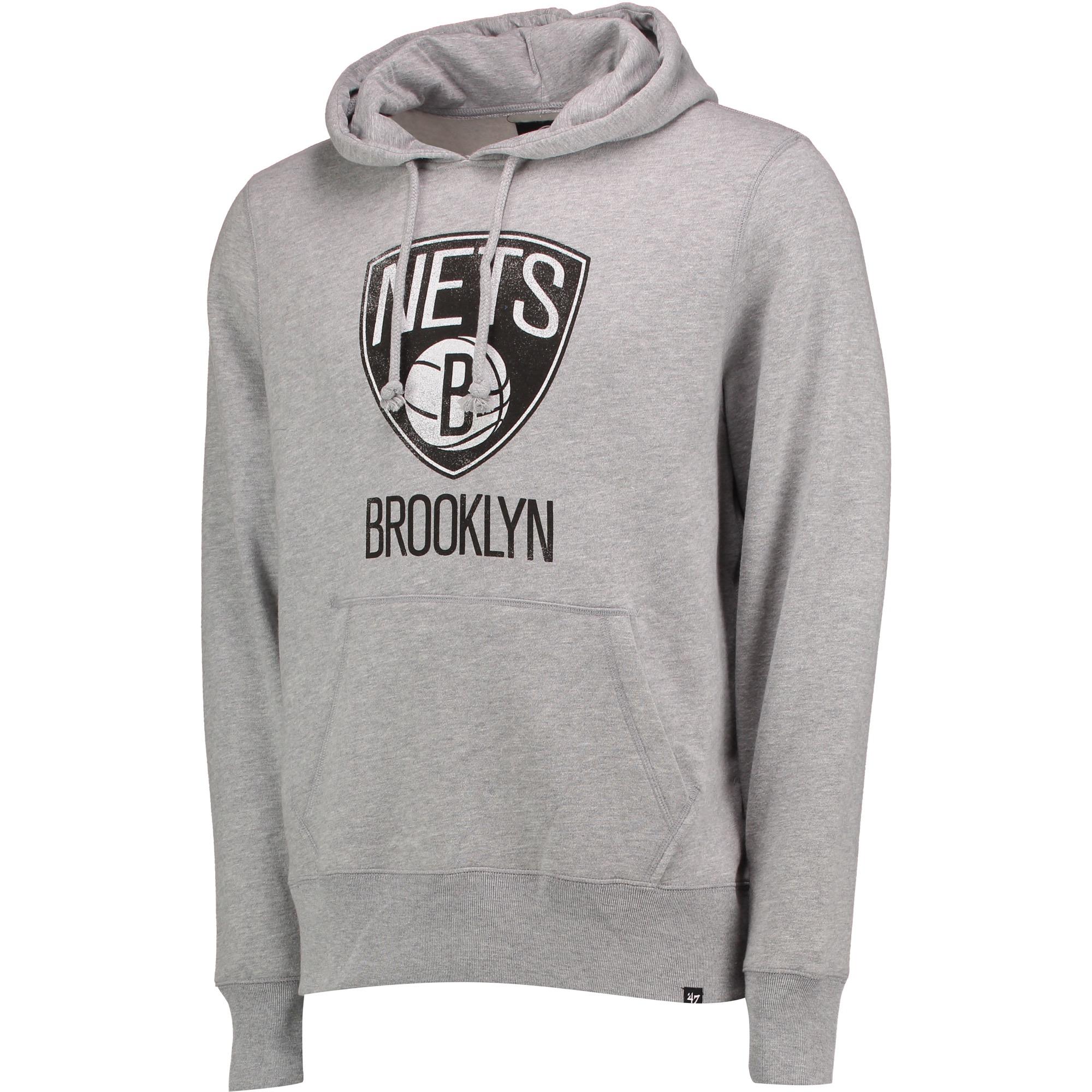 Brooklyn Nets 47 Core Knockaround Hoodie - Mens